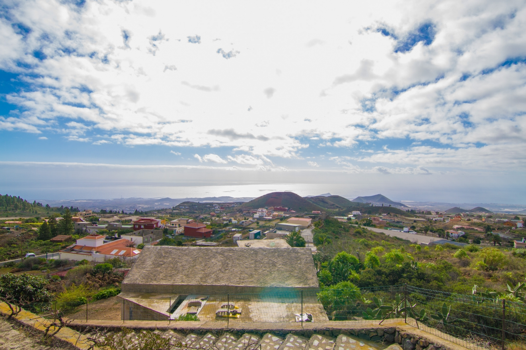 Properties for Sale in Tenerife, Canary Islands, Spain | SylkWayStar Real Estate. Finca with vineyard - Cruz de Tea - Granadilla de Abona . Image-21839