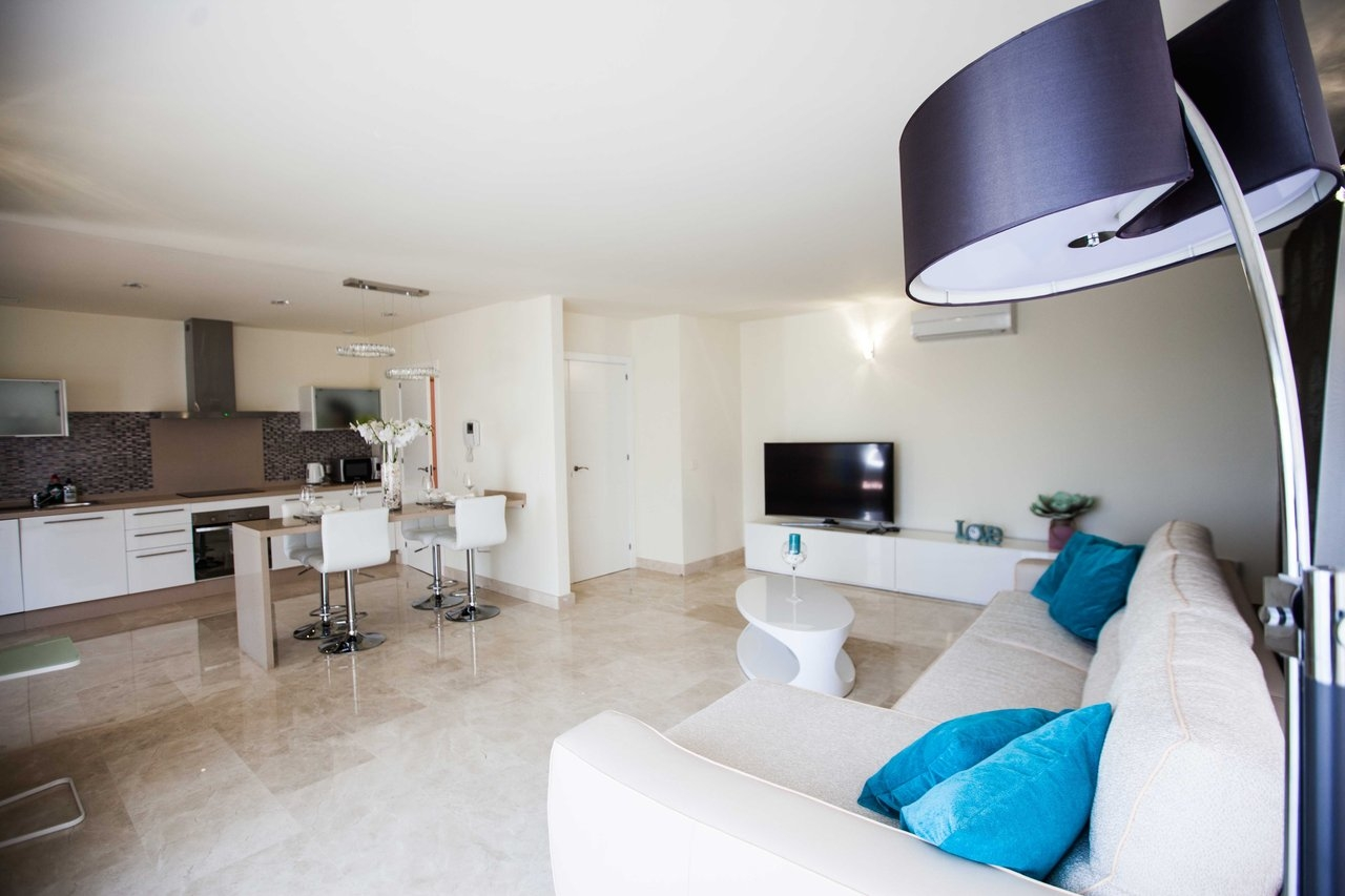 Properties for Sale in Tenerife, Canary Islands, Spain | SylkWayStar Real Estate. 2 bedroom apartment - Magnolia Golf Resort  - La Caleta. Image-21966