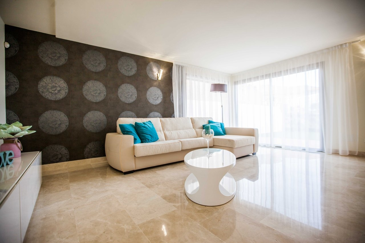 Properties for Sale in Tenerife, Canary Islands, Spain | SylkWayStar Real Estate. 2 bedroom apartment - Magnolia Golf Resort  - La Caleta. Image-21969