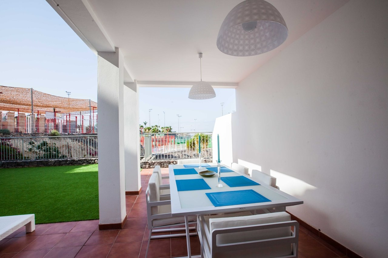 Properties for Sale in Tenerife, Canary Islands, Spain | SylkWayStar Real Estate. 2 bedroom apartment - Magnolia Golf Resort  - La Caleta. Image-21972