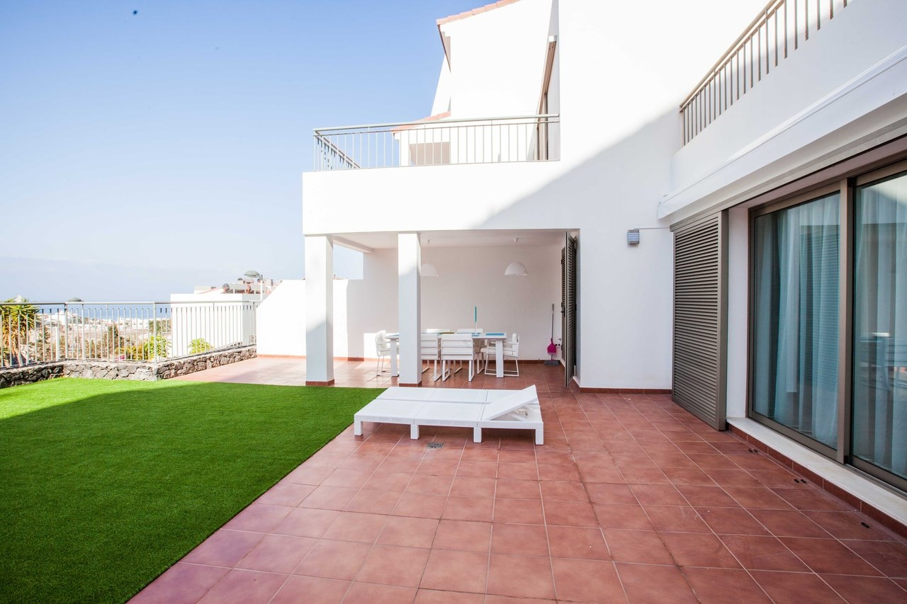 Properties for Sale in Tenerife, Canary Islands, Spain | SylkWayStar Real Estate. 2 bedroom apartment - Magnolia Golf Resort  - La Caleta. Image-21963