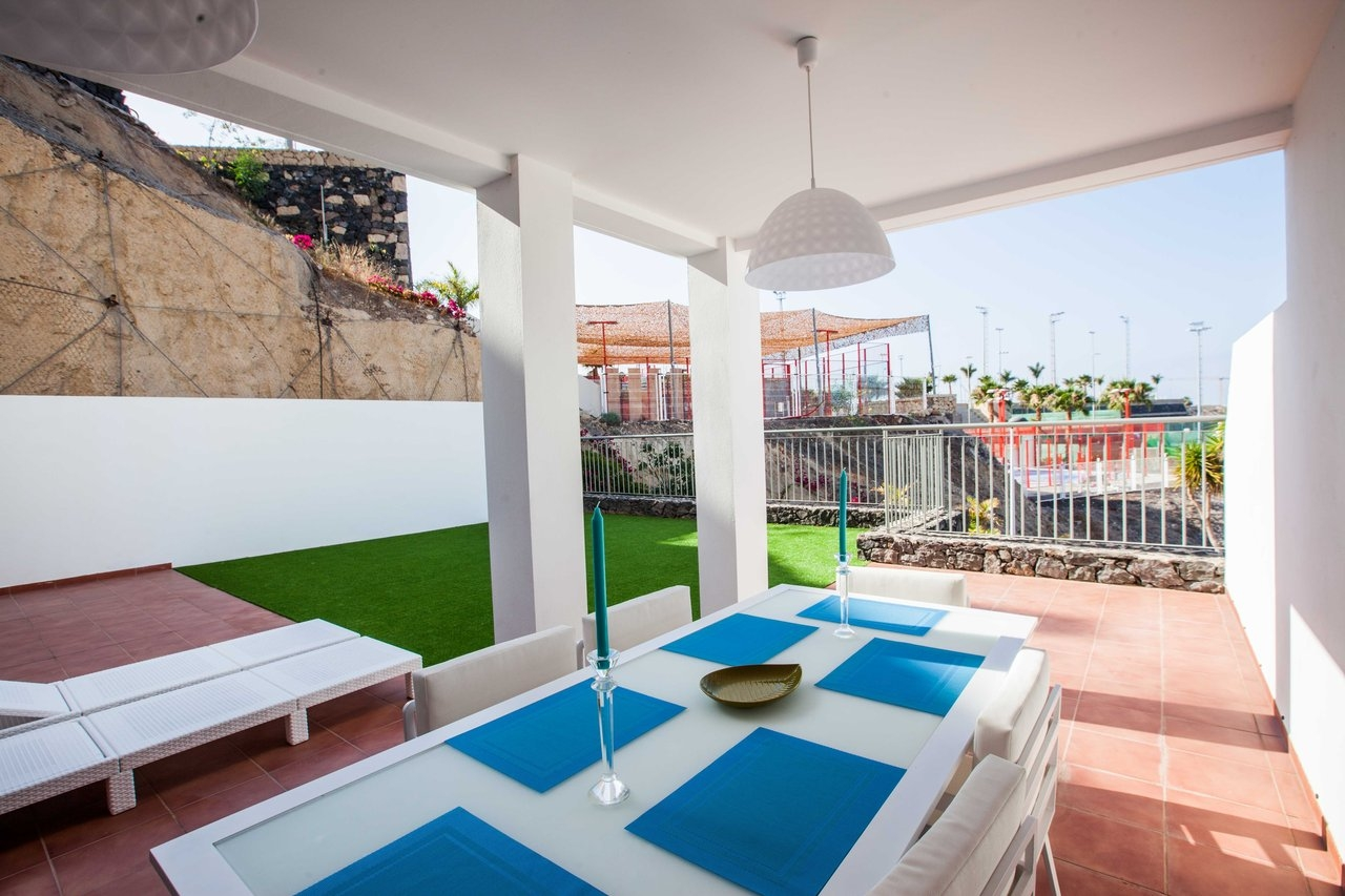 Properties for Sale in Tenerife, Canary Islands, Spain | SylkWayStar Real Estate. 2 bedroom apartment - Magnolia Golf Resort  - La Caleta. Image-21981