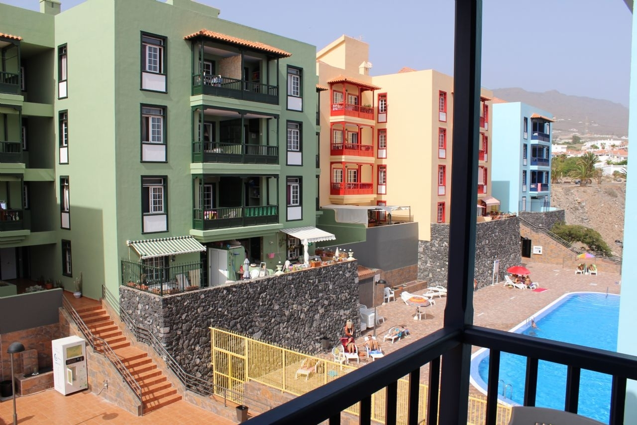 Properties for Sale in Tenerife, Canary Islands, Spain | SylkWayStar Real Estate. One-Bedroom Apartment in Callao Salvaje. Image-22056