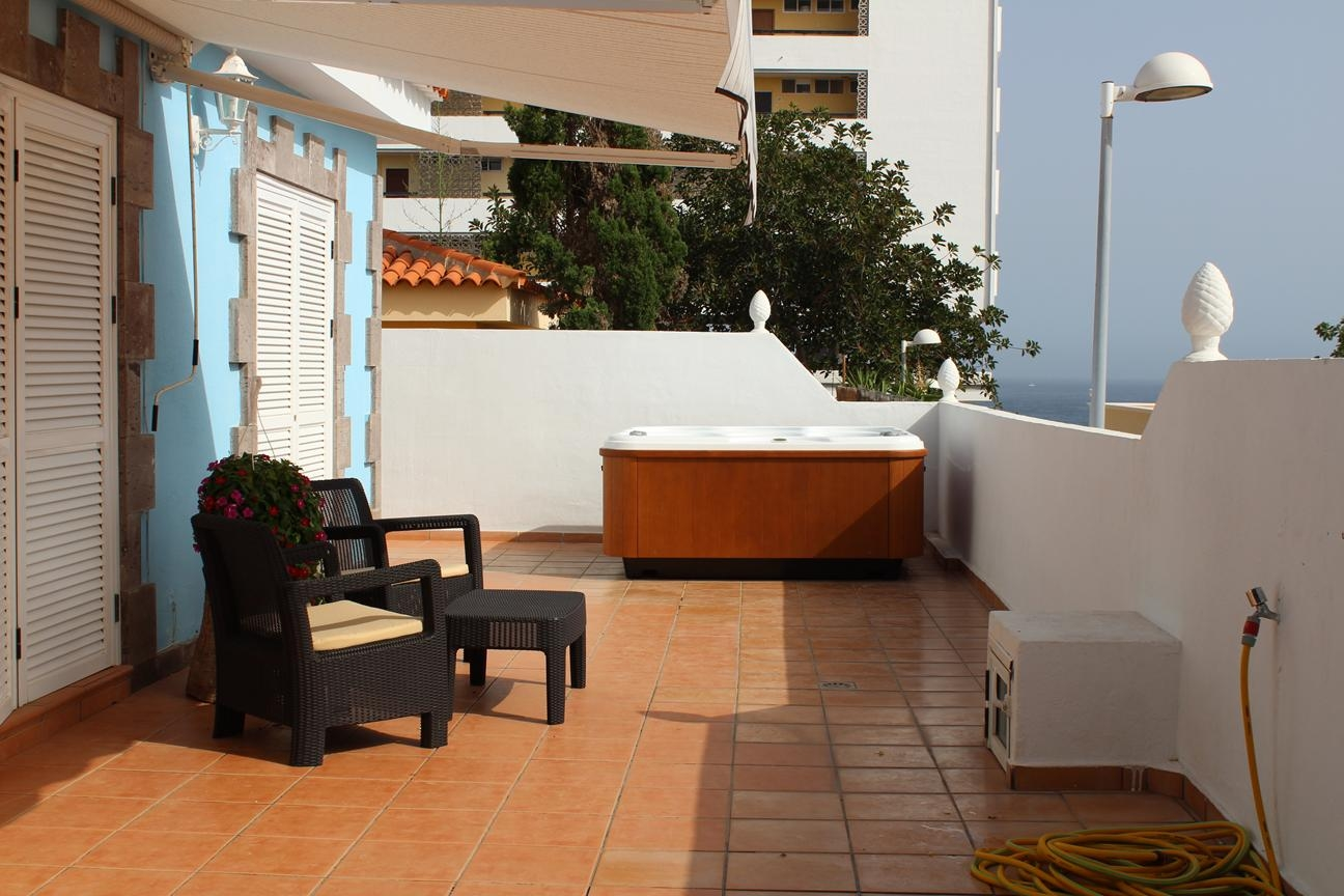 Properties for Sale in Tenerife, Canary Islands, Spain | SylkWayStar Real Estate. Semi-detached House in Callao Salvaje. Image-22068
