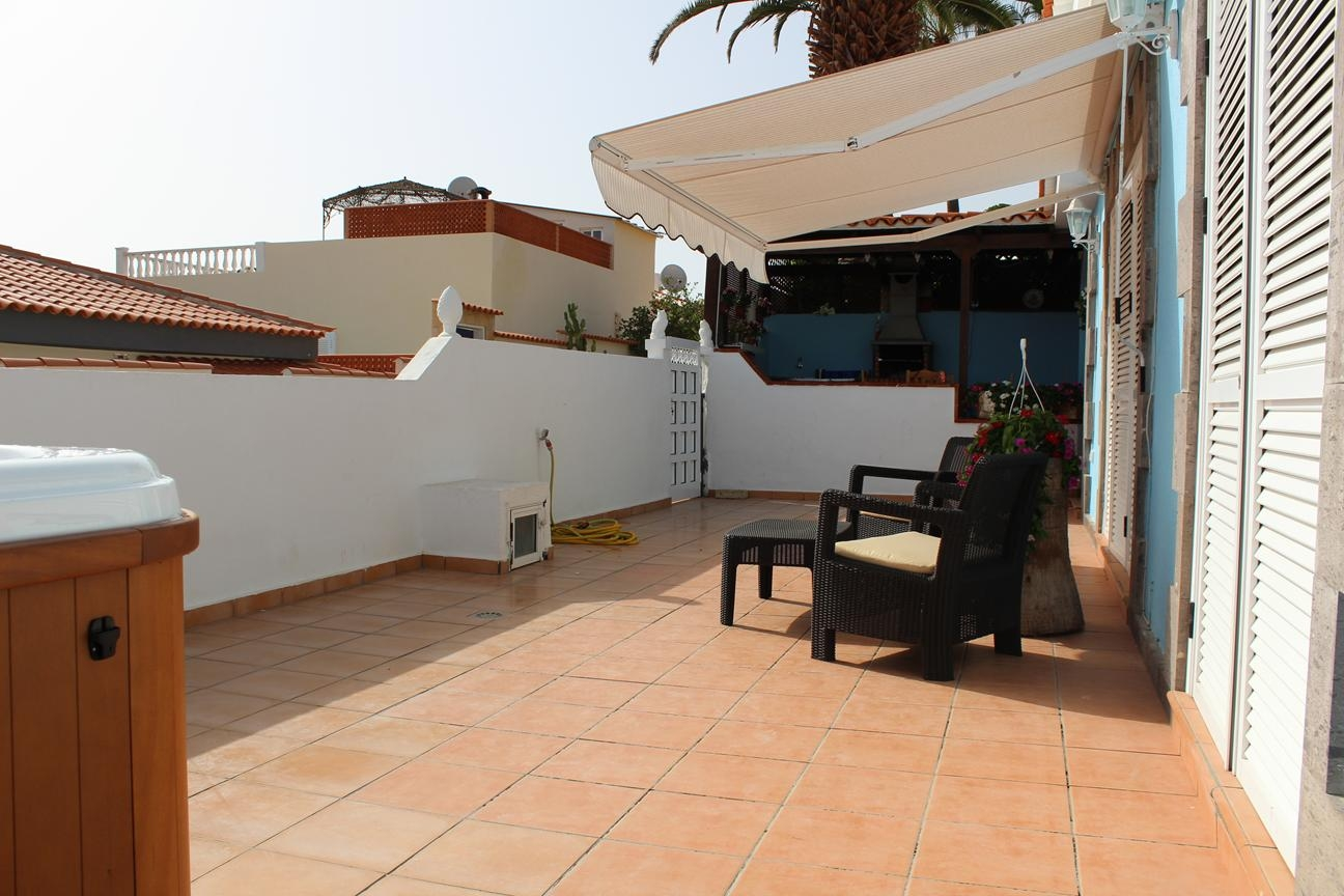 Properties for Sale in Tenerife, Canary Islands, Spain | SylkWayStar Real Estate. Semi-detached House in Callao Salvaje. Image-22075