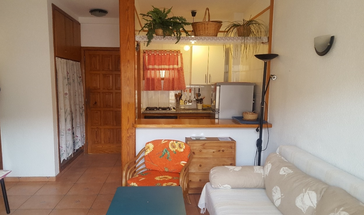 Properties for Sale in Tenerife, Canary Islands, Spain | SylkWayStar Real Estate. One bedroom apartments in Los Angeles - Los Cristianos. Image-22143