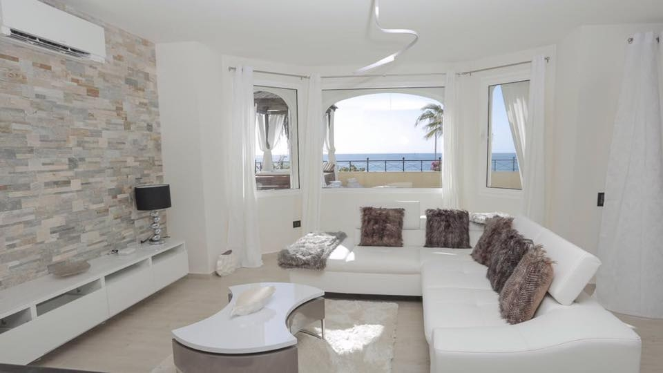 Properties for Sale in Tenerife, Canary Islands, Spain | TENERPROPERTY Real Estate. Unique 5 bed villa on the first line - Los Cristianos. Image-21344