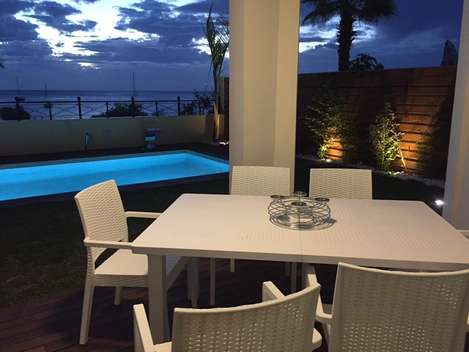 Properties for Sale in Tenerife, Canary Islands, Spain | TENERPROPERTY Real Estate. Unique 5 bed villa on the first line - Los Cristianos. Image-21354