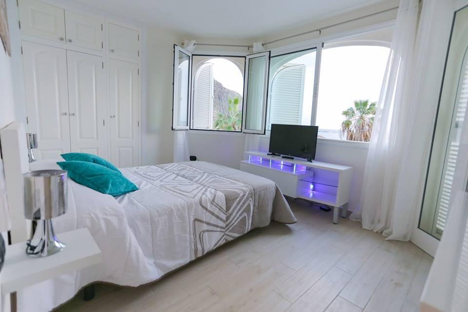 Properties for Sale in Tenerife, Canary Islands, Spain | SylkWayStar Real Estate. Unique 5 bed villa on the first line - Los Cristianos. Image-21368