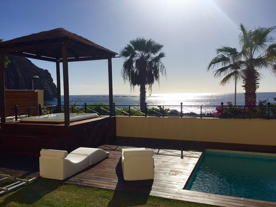 Properties for Sale in Tenerife, Canary Islands, Spain | SylkWayStar Real Estate. Unique 5 bed villa on the first line - Los Cristianos. Image-21349