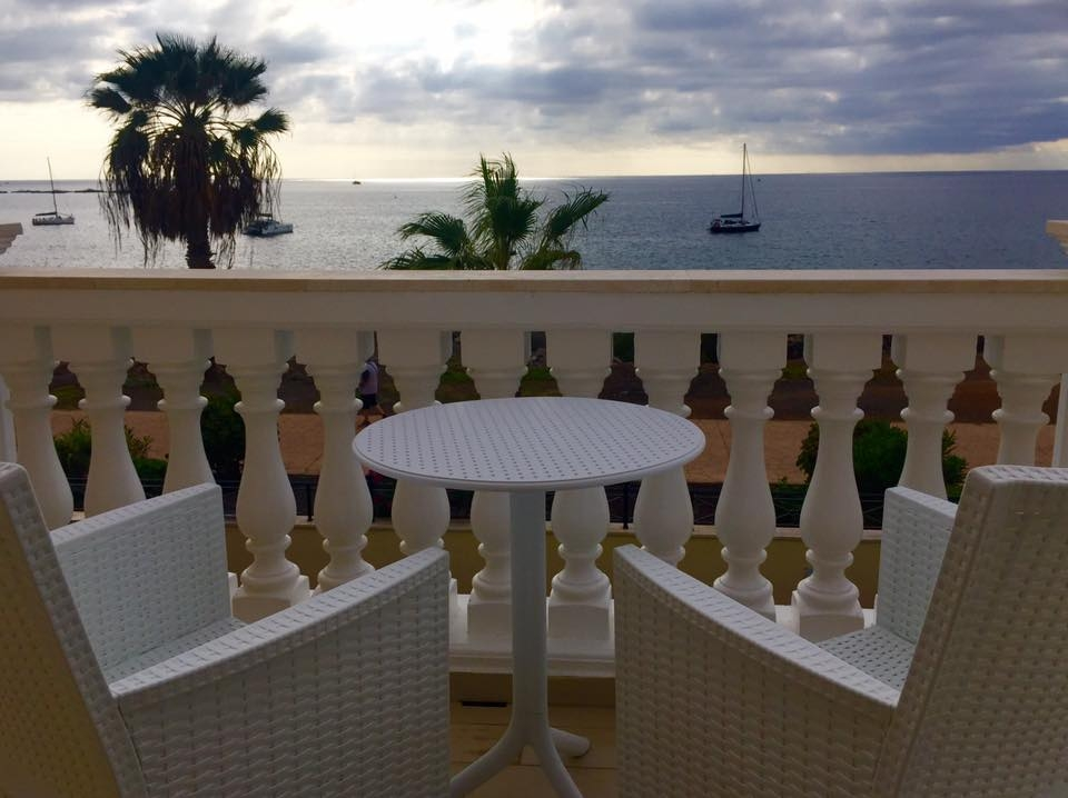 Properties for Sale in Tenerife, Canary Islands, Spain | TENERPROPERTY Real Estate. Unique 5 bed villa on the first line - Los Cristianos. Image-21330