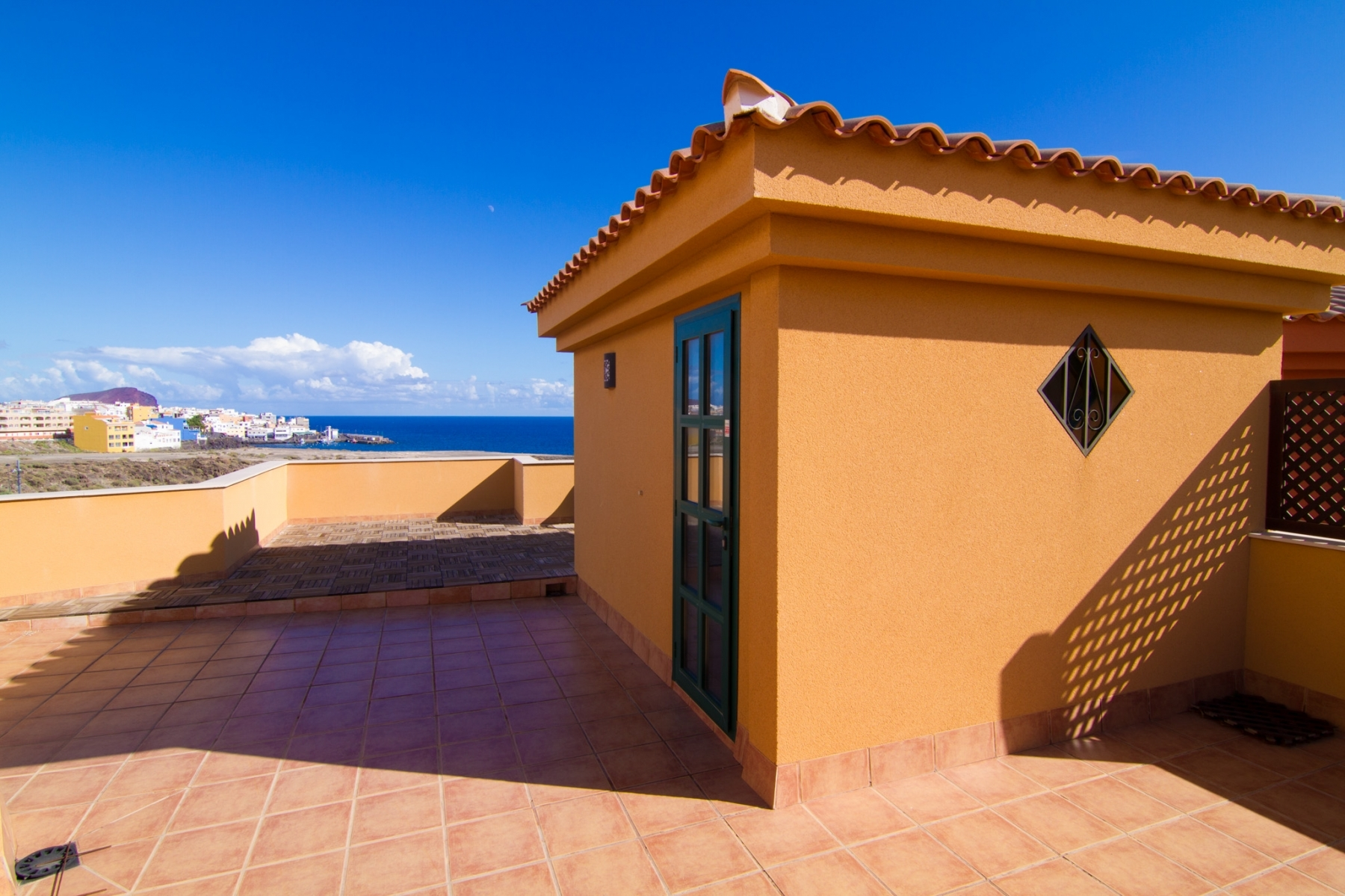 Properties for Sale in Tenerife, Canary Islands, Spain | SylkWayStar Real Estate. Luxury 3 bedrooms townhouse on the first line - San Blas . Image-22446