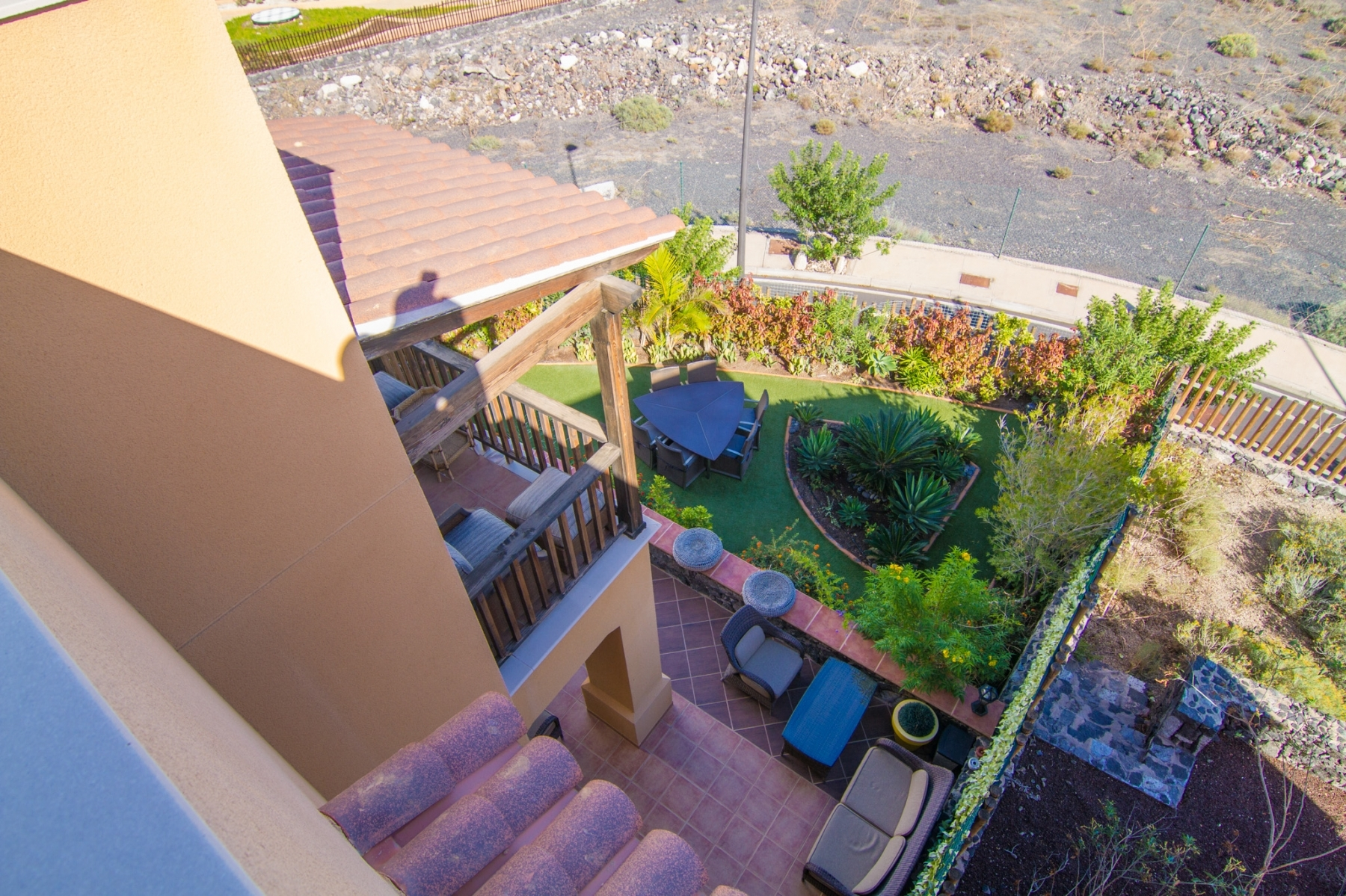 Properties for Sale in Tenerife, Canary Islands, Spain | SylkWayStar Real Estate. Luxury 3 bedrooms townhouse on the first line - San Blas . Image-22458