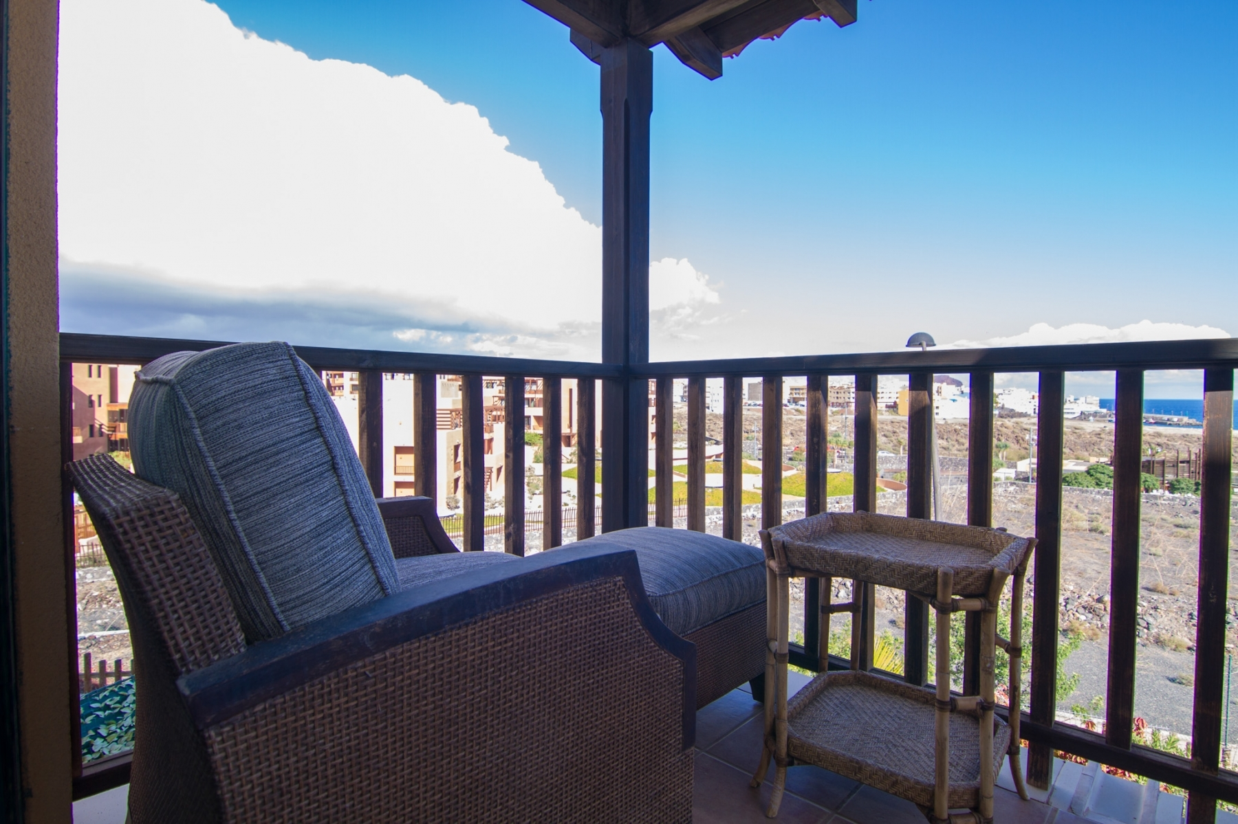 Properties for Sale in Tenerife, Canary Islands, Spain | SylkWayStar Real Estate. Luxury 3 bedrooms townhouse on the first line - San Blas . Image-22459