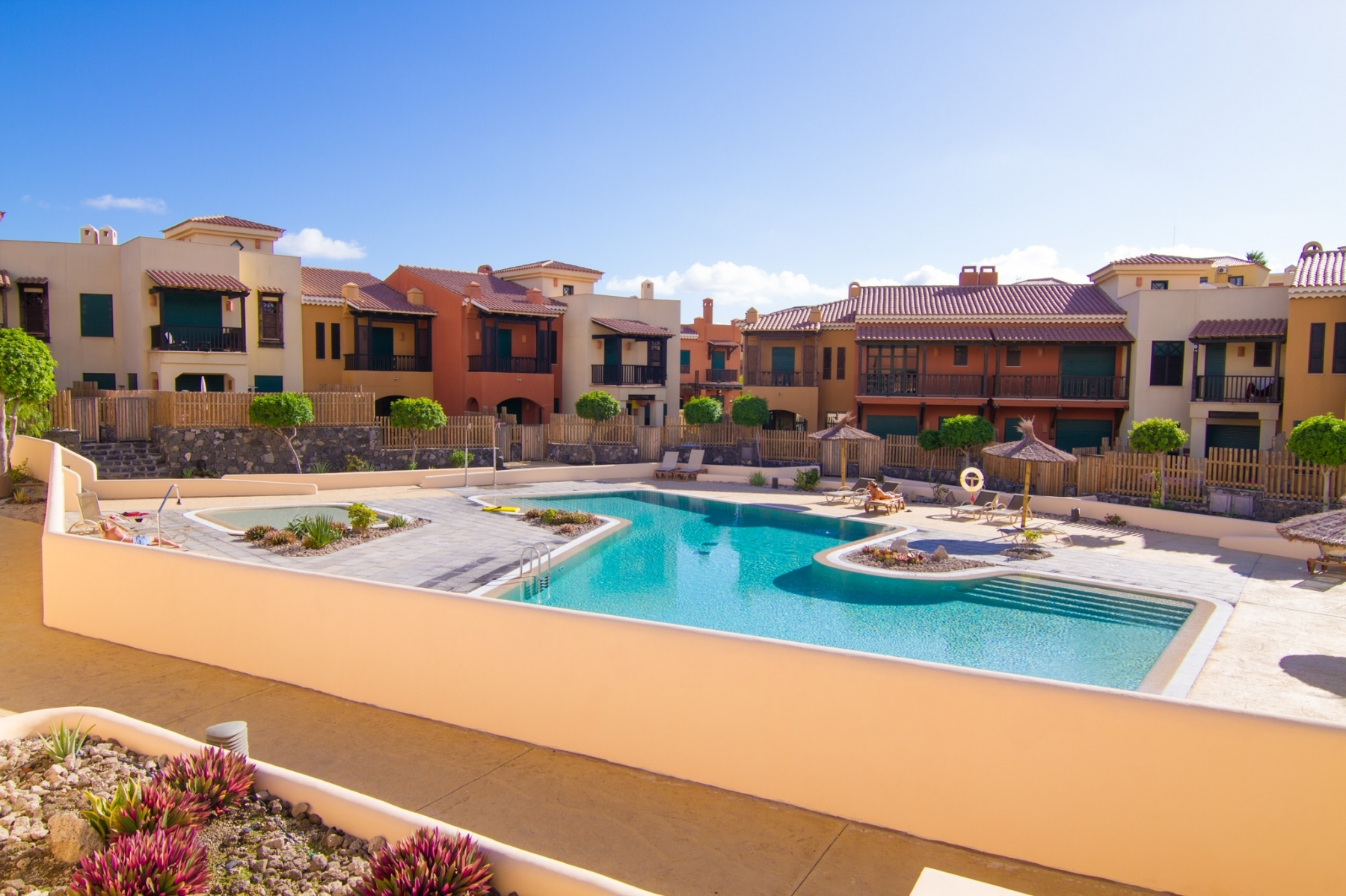 Properties for Sale in Tenerife, Canary Islands, Spain | SylkWayStar Real Estate. Luxury 3 bedrooms townhouse on the first line - San Blas . Image-22473