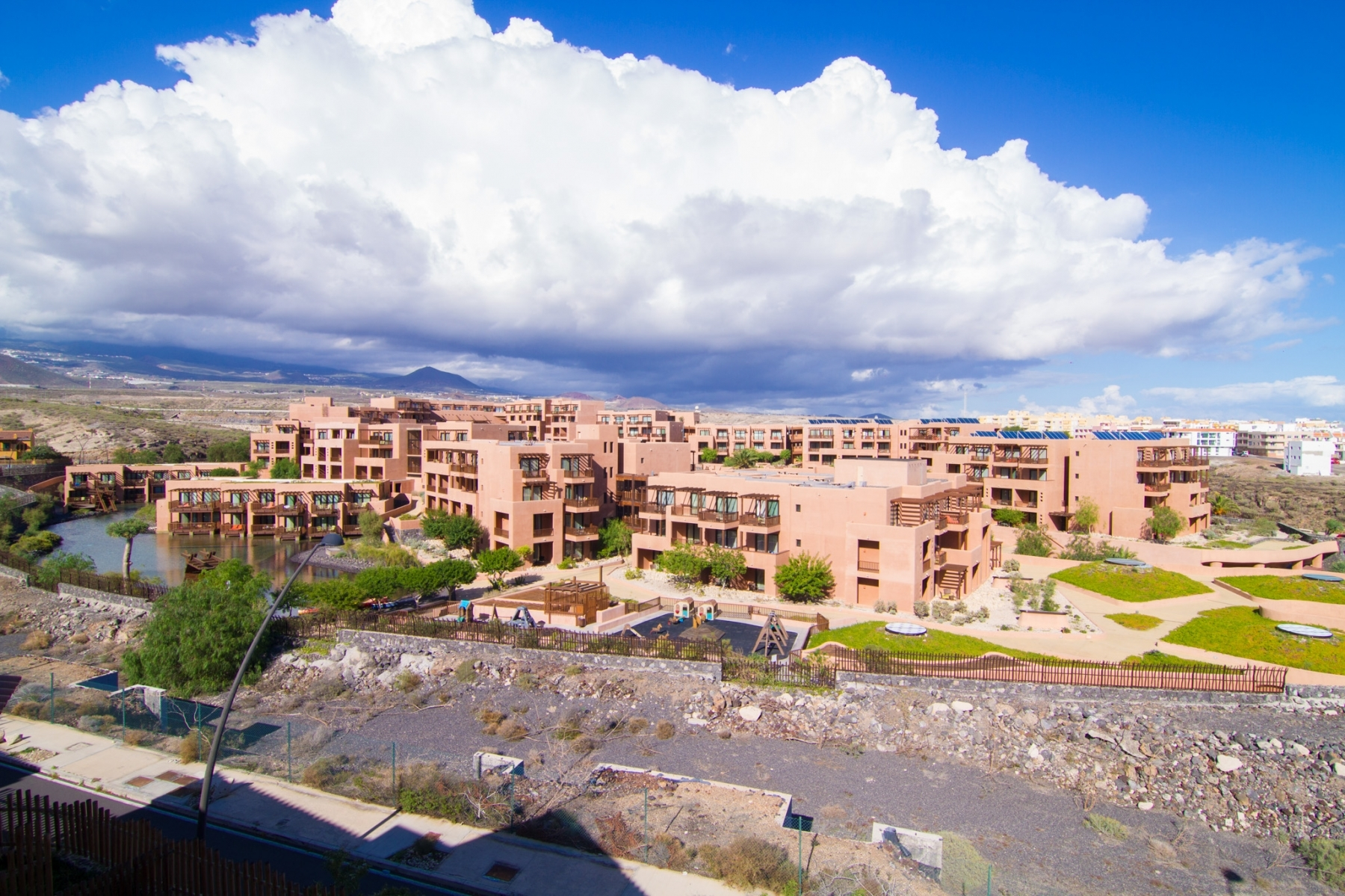Properties for Sale in Tenerife, Canary Islands, Spain | SylkWayStar Real Estate. Luxury 3 bedrooms townhouse on the first line - San Blas . Image-22457