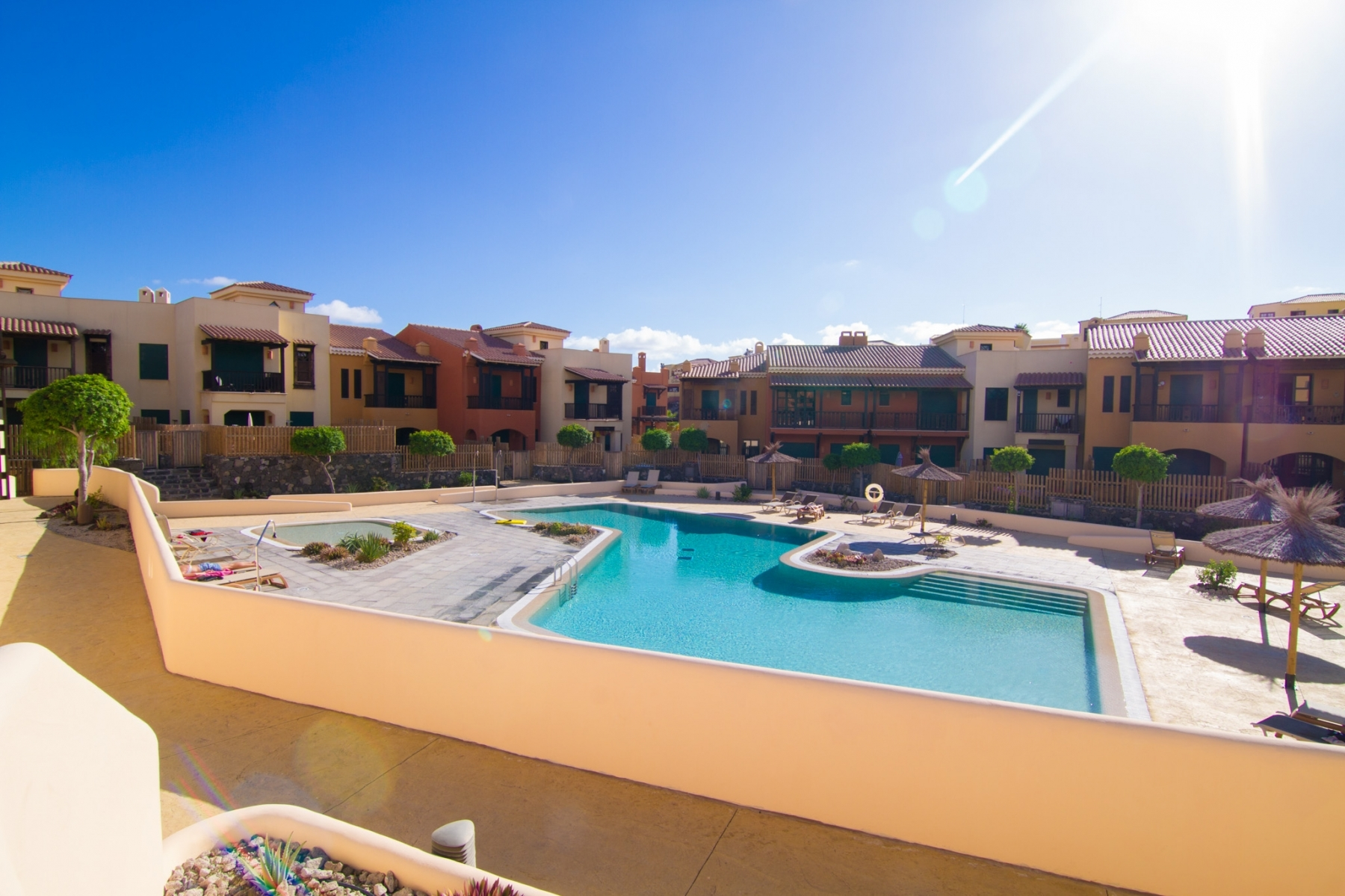 Properties for Sale in Tenerife, Canary Islands, Spain | SylkWayStar Real Estate. Luxury 3 bedrooms townhouse on the first line - San Blas . Image-22456