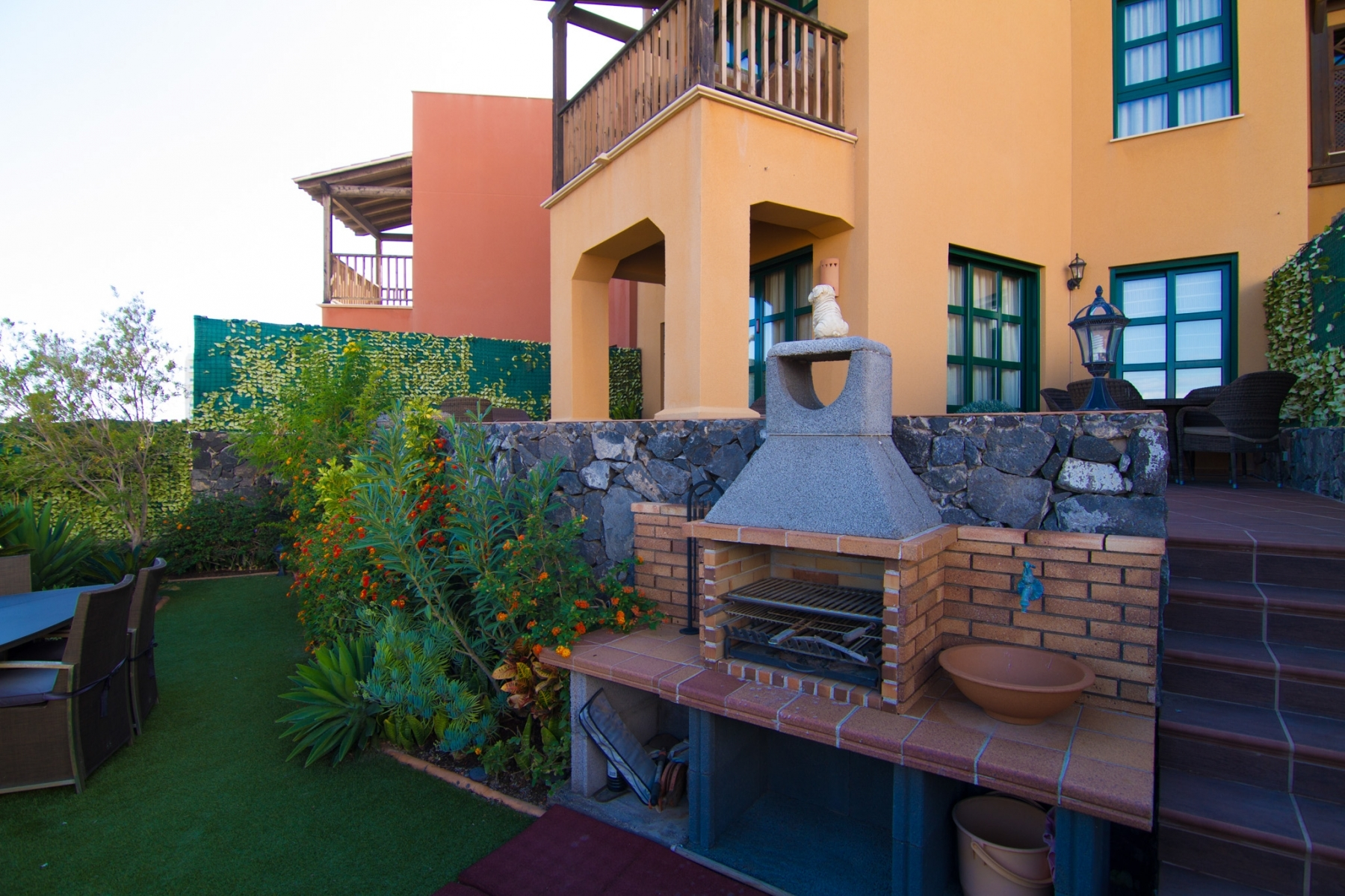 Properties for Sale in Tenerife, Canary Islands, Spain | SylkWayStar Real Estate. Luxury 3 bedrooms townhouse on the first line - San Blas . Image-22477
