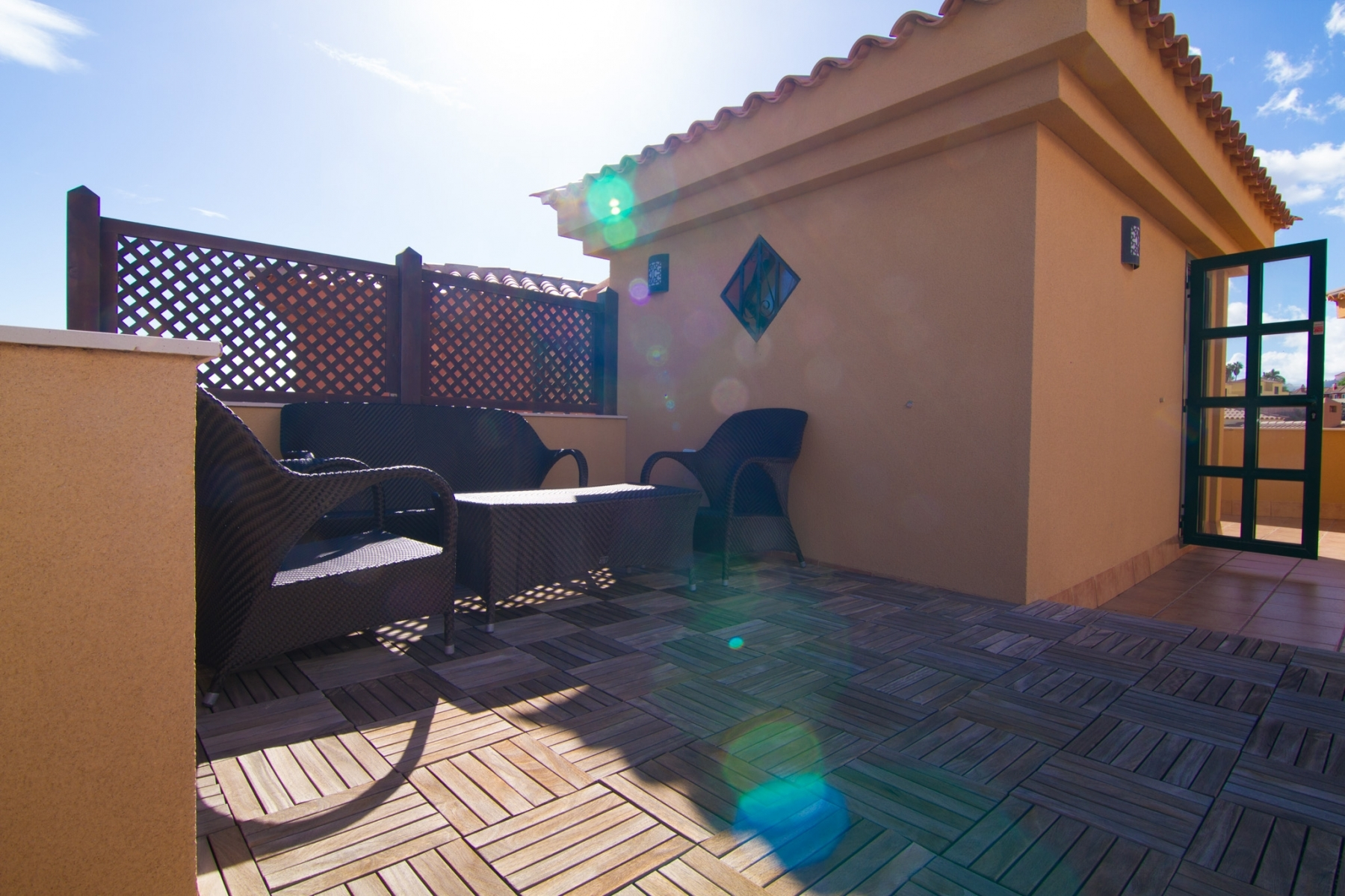 Properties for Sale in Tenerife, Canary Islands, Spain | SylkWayStar Real Estate. Luxury 3 bedrooms townhouse on the first line - San Blas . Image-22462