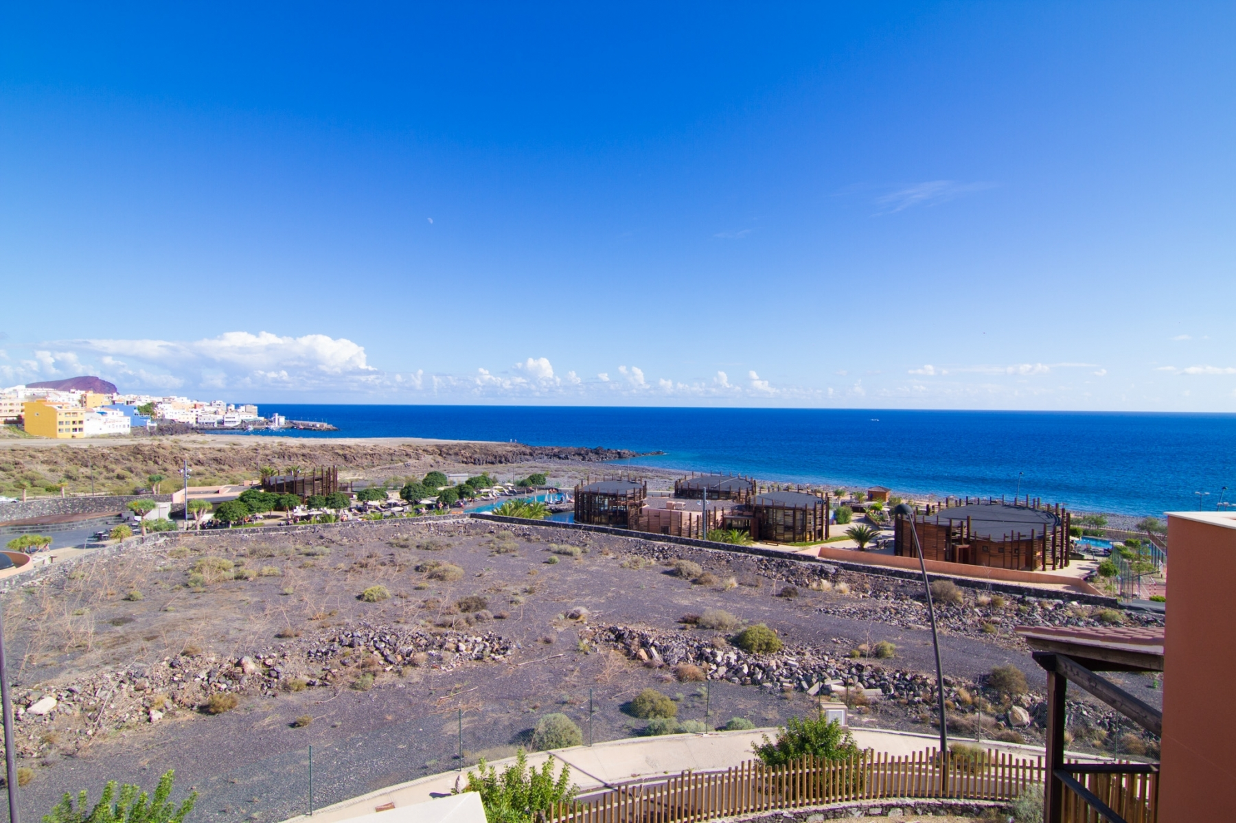 Properties for Sale in Tenerife, Canary Islands, Spain | SylkWayStar Real Estate. Luxury 3 bedrooms townhouse on the first line - San Blas . Image-22455