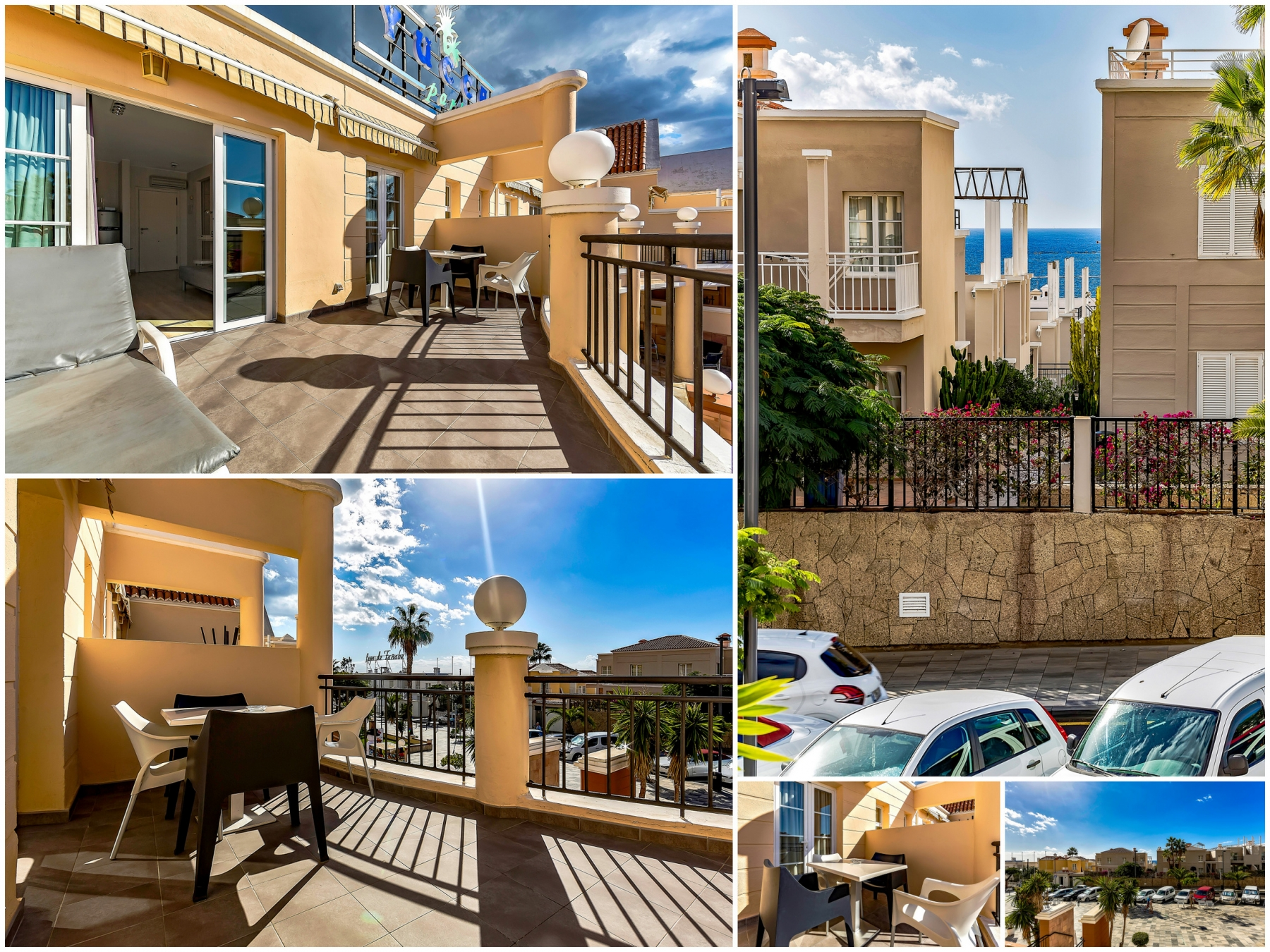 Properties for Sale in Tenerife, Canary Islands, Spain | SylkWayStar Real Estate. 1 bedroom apartment Yucca Park. Image-22563