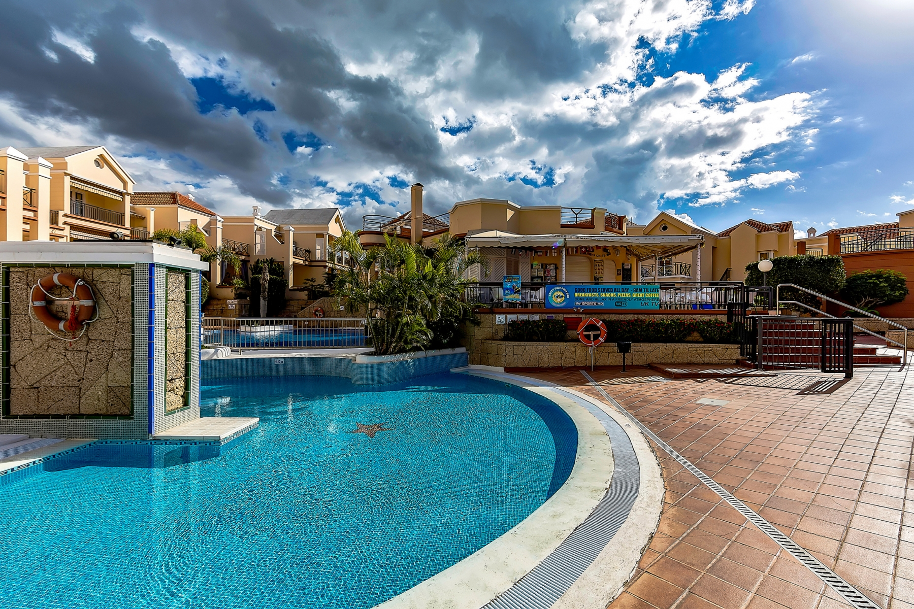 Properties for Sale in Tenerife, Canary Islands, Spain | SylkWayStar Real Estate. 1 bedroom apartment Yucca Park. Image-22543