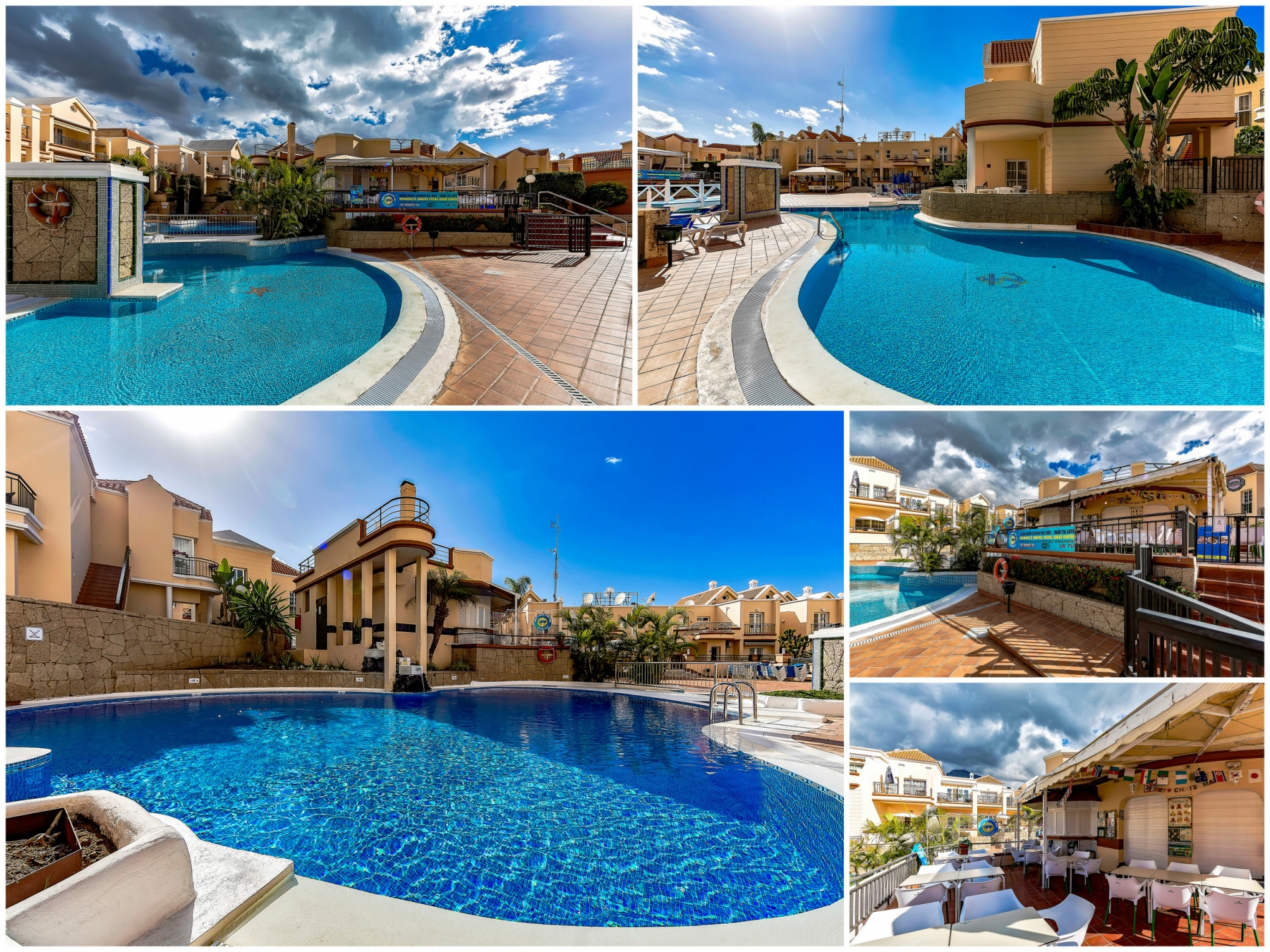 Properties for Sale in Tenerife, Canary Islands, Spain | SylkWayStar Real Estate. 1 bedroom apartment Yucca Park. Image-22564