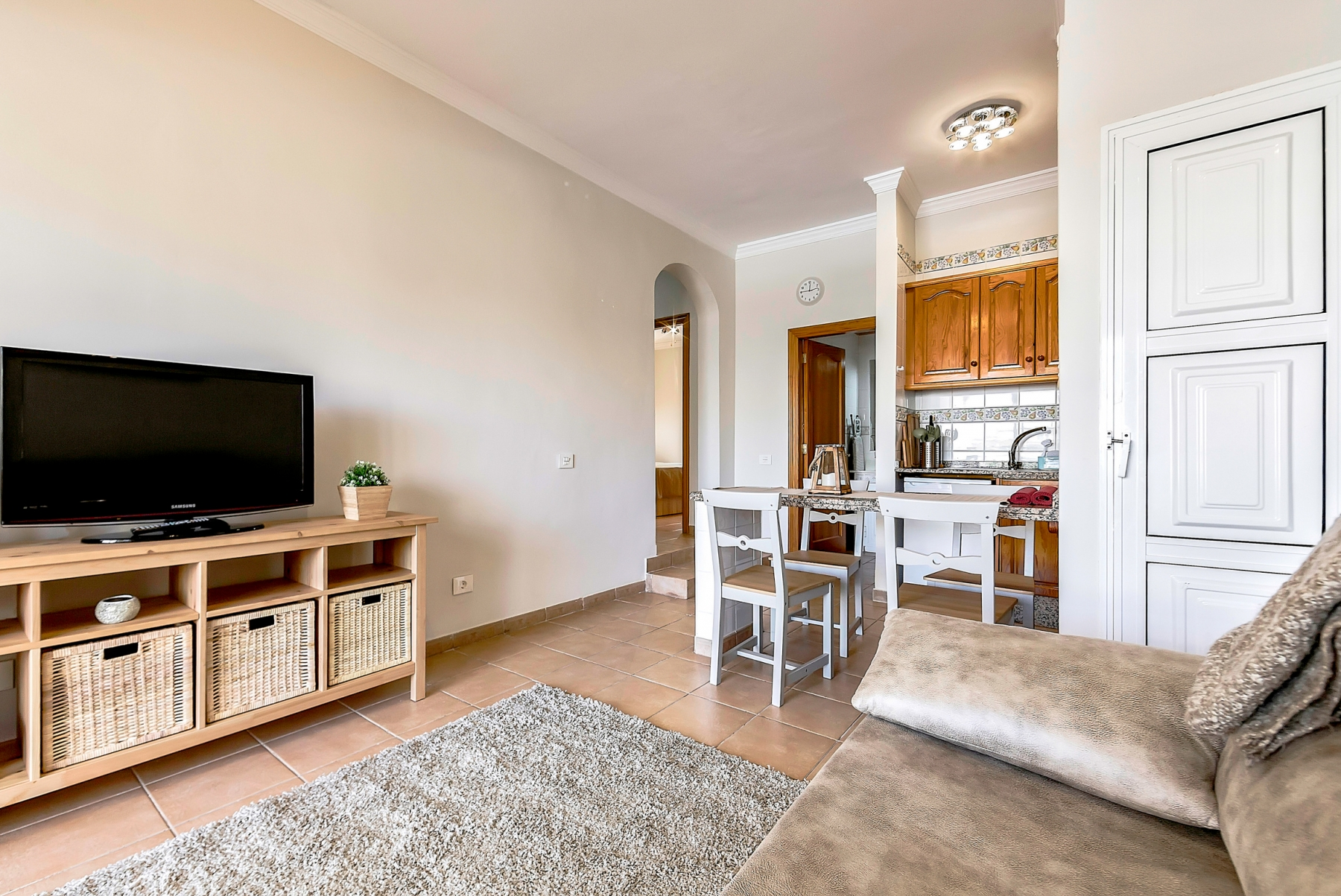 Properties for Sale in Tenerife, Canary Islands, Spain | SylkWayStar Real Estate. 1 bedroom apartment Yucca Park. Image-22589