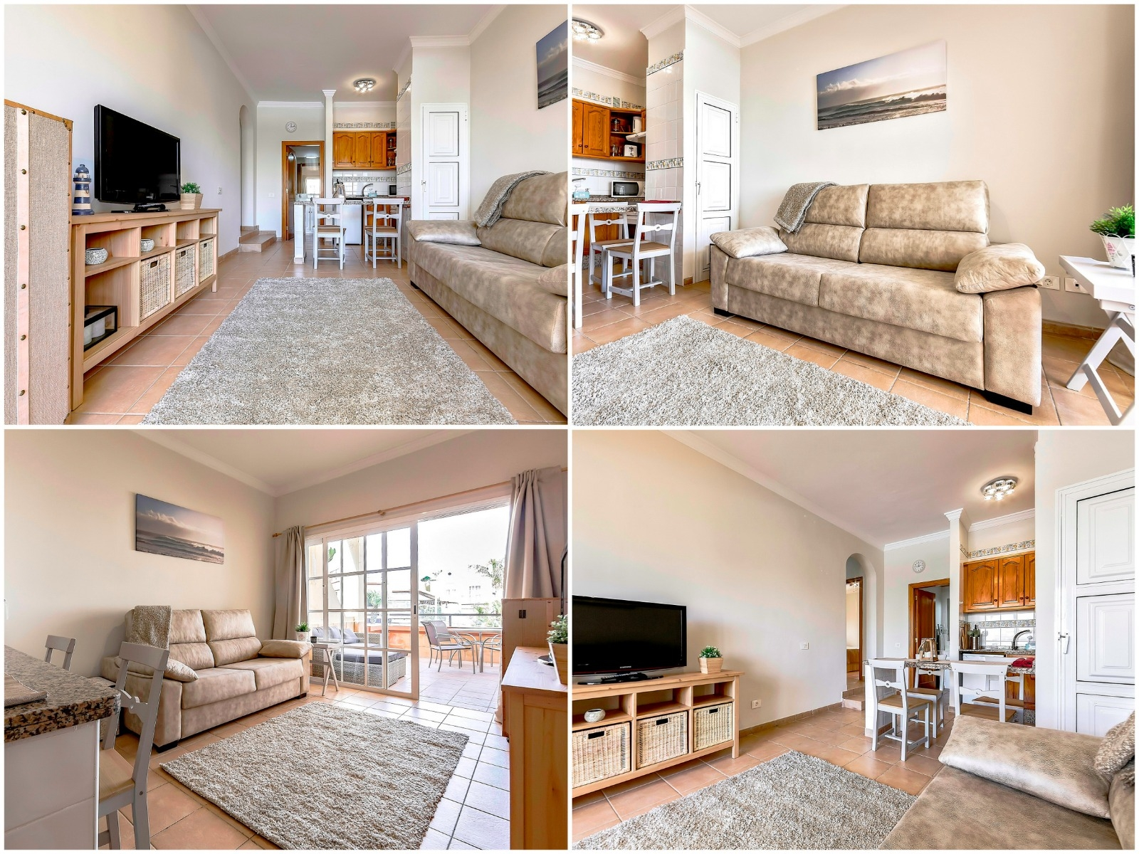 Properties for Sale in Tenerife, Canary Islands, Spain | SylkWayStar Real Estate. 1 bedroom apartment Yucca Park. Image-22571