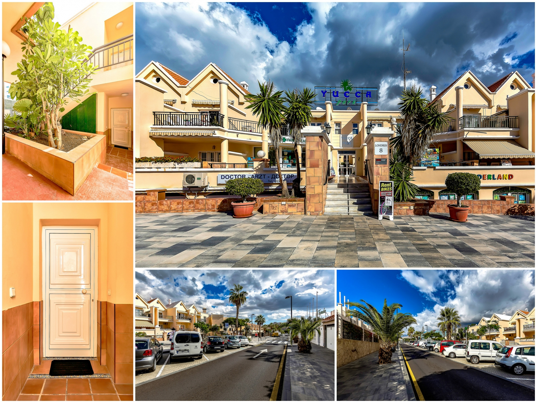 Properties for Sale in Tenerife, Canary Islands, Spain | SylkWayStar Real Estate. 1 bedroom apartment Yucca Park. Image-22620