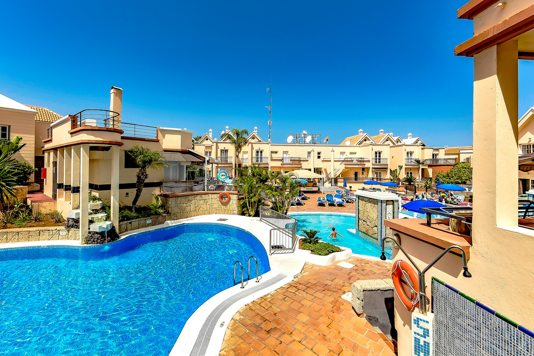 Properties for Sale in Tenerife, Canary Islands, Spain | SylkWayStar Real Estate. 1 bedroom apartment Yucca Park. Image-22595