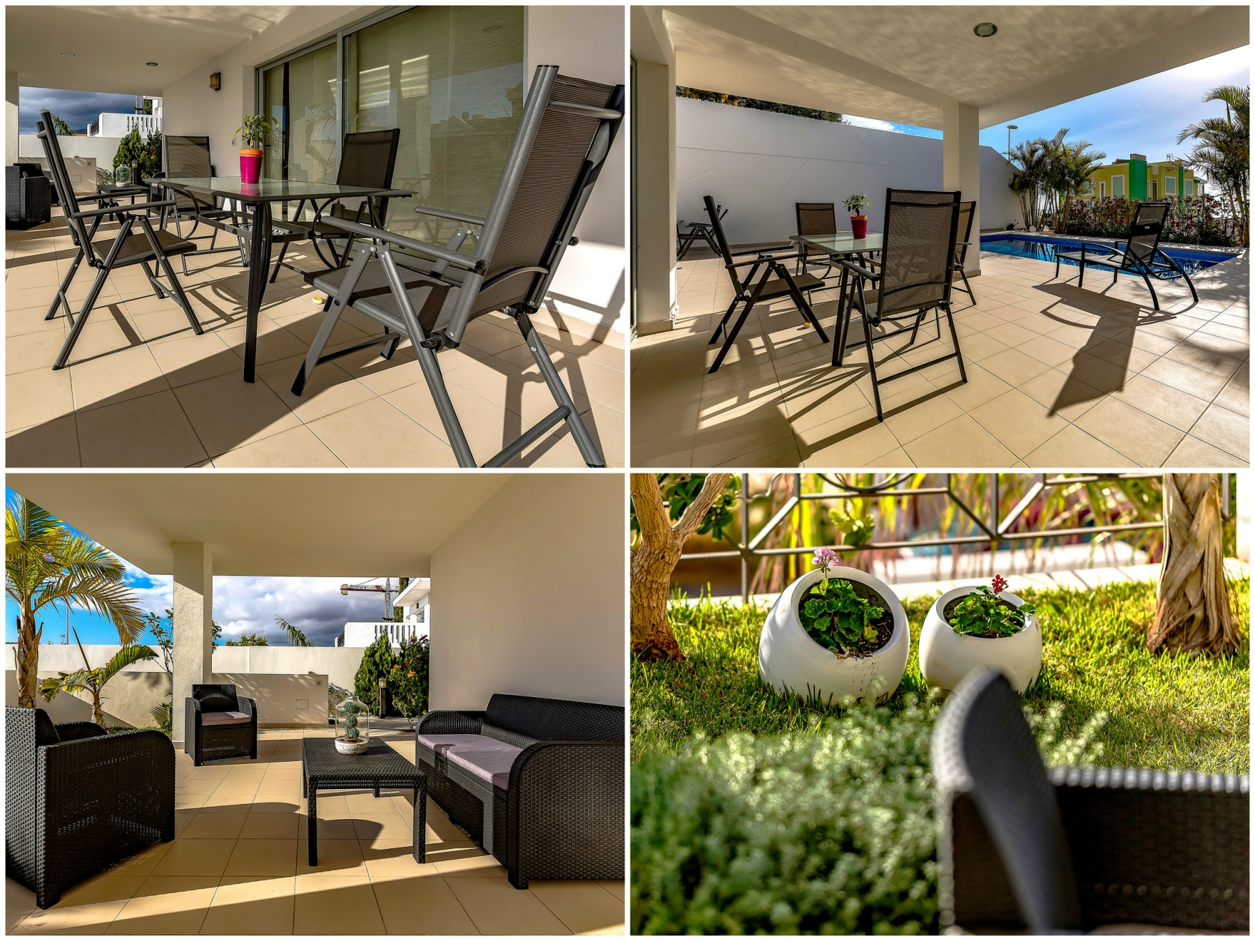 Properties for Sale in Tenerife, Canary Islands, Spain   SylkWayStar Real Estate. Luxury villa in the fashionable area of the south of the island of Tenerife – Madroñal.. Image-22855