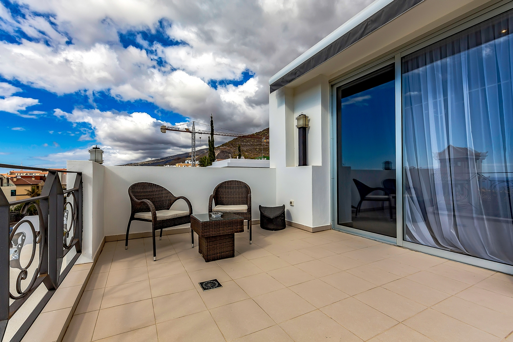 Properties for Sale in Tenerife, Canary Islands, Spain   SylkWayStar Real Estate. Luxury villa in the fashionable area of the south of the island of Tenerife – Madroñal.. Image-22764