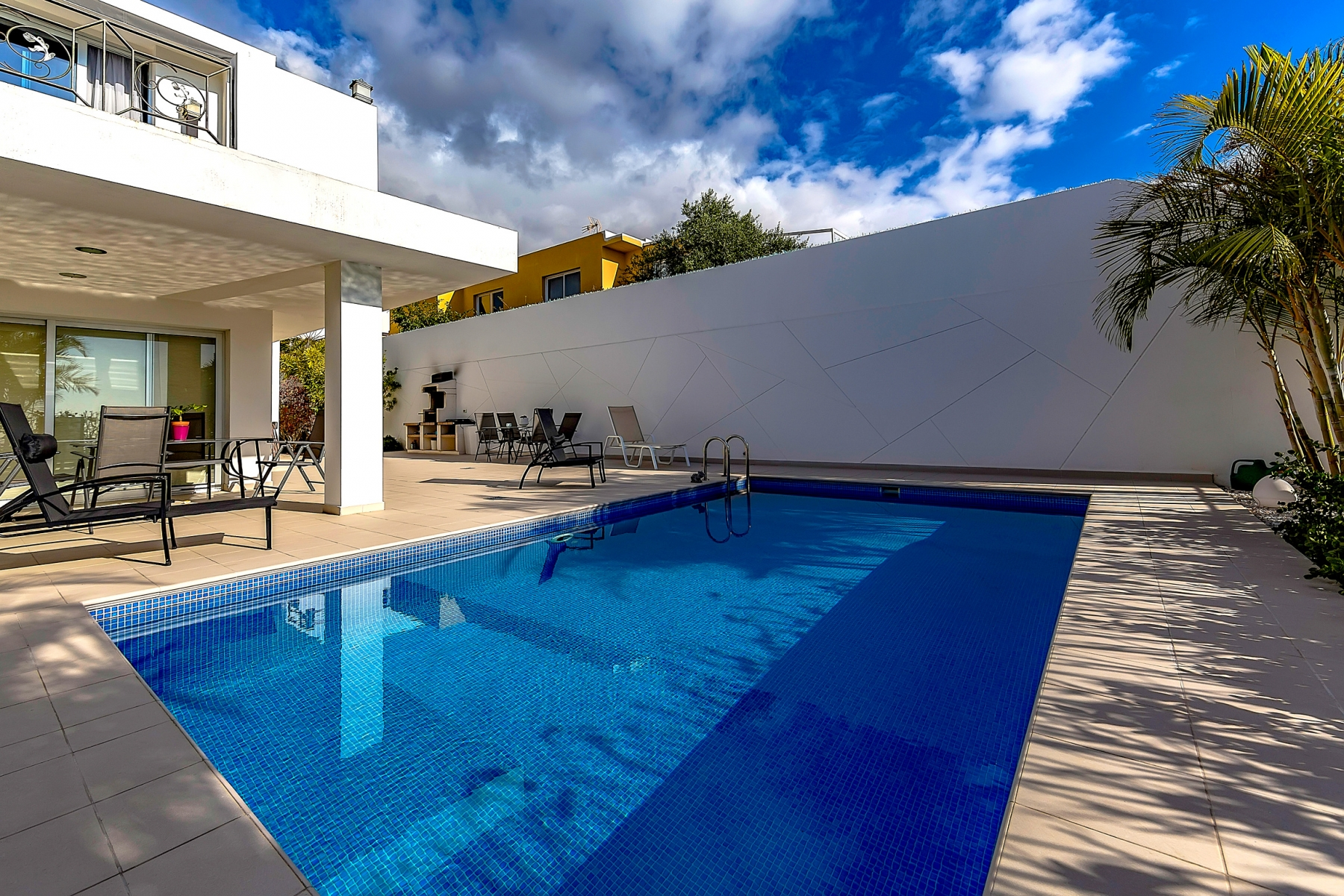 Properties for Sale in Tenerife, Canary Islands, Spain   SylkWayStar Real Estate. Luxury villa in the fashionable area of the south of the island of Tenerife – Madroñal.. Image-22830