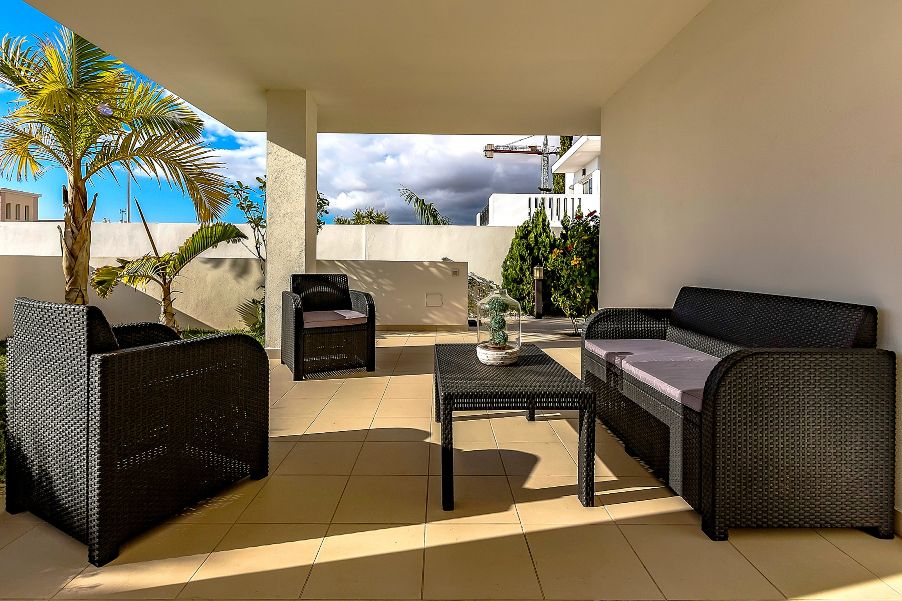 Properties for Sale in Tenerife, Canary Islands, Spain   SylkWayStar Real Estate. Luxury villa in the fashionable area of the south of the island of Tenerife – Madroñal.. Image-22831