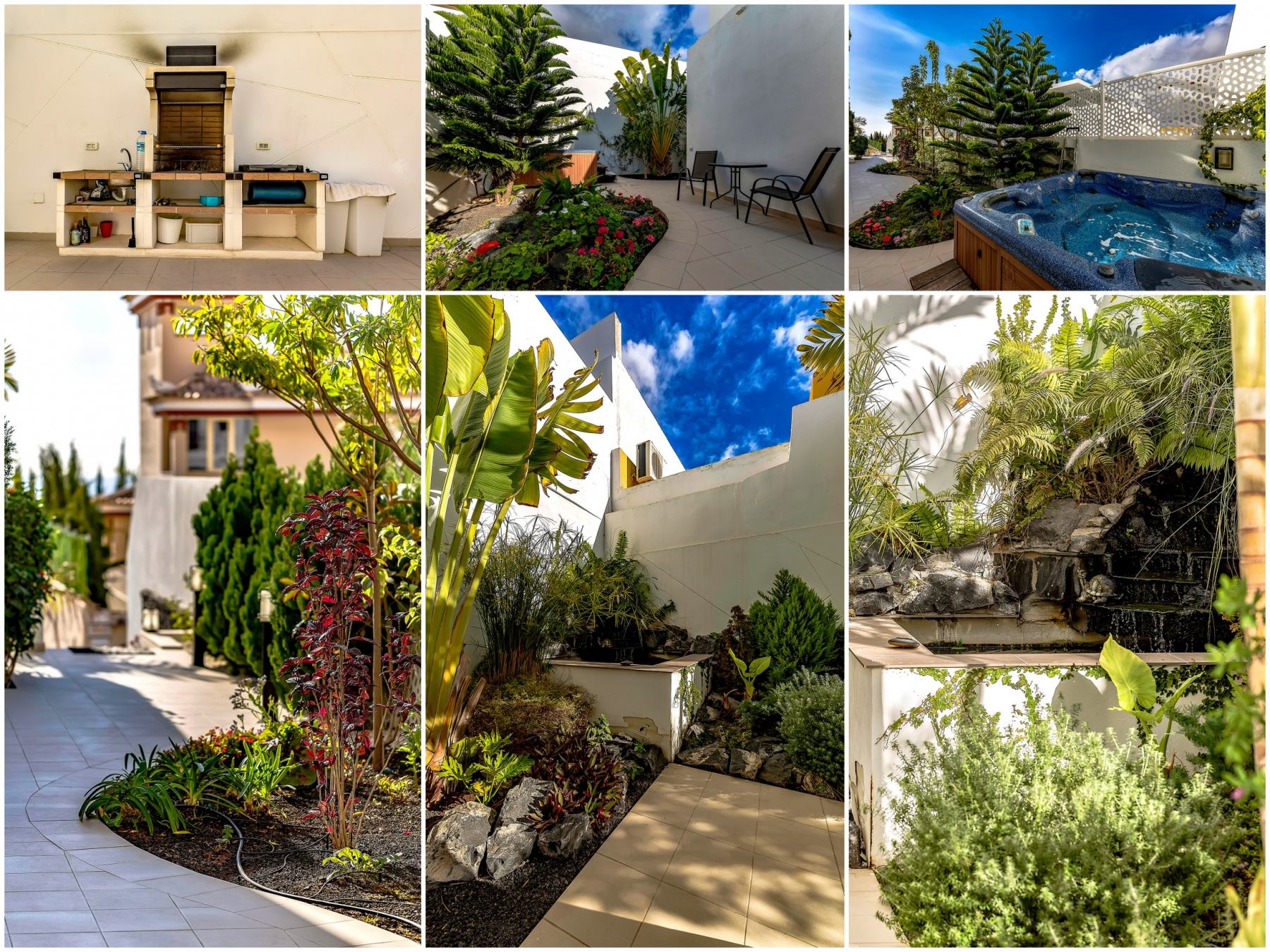 Properties for Sale in Tenerife, Canary Islands, Spain   SylkWayStar Real Estate. Luxury villa in the fashionable area of the south of the island of Tenerife – Madroñal.. Image-22854