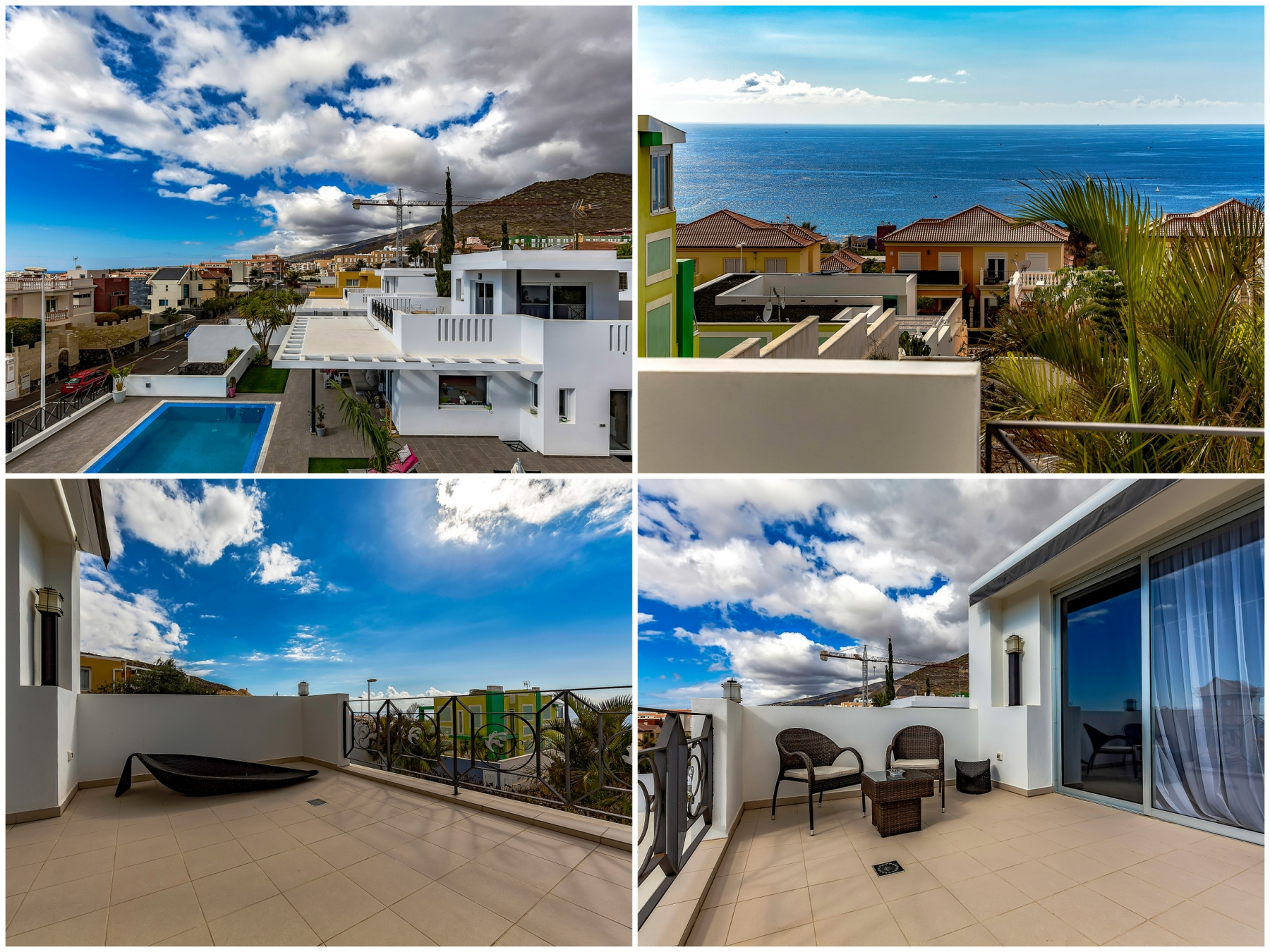 Properties for Sale in Tenerife, Canary Islands, Spain   SylkWayStar Real Estate. Luxury villa in the fashionable area of the south of the island of Tenerife – Madroñal.. Image-22842