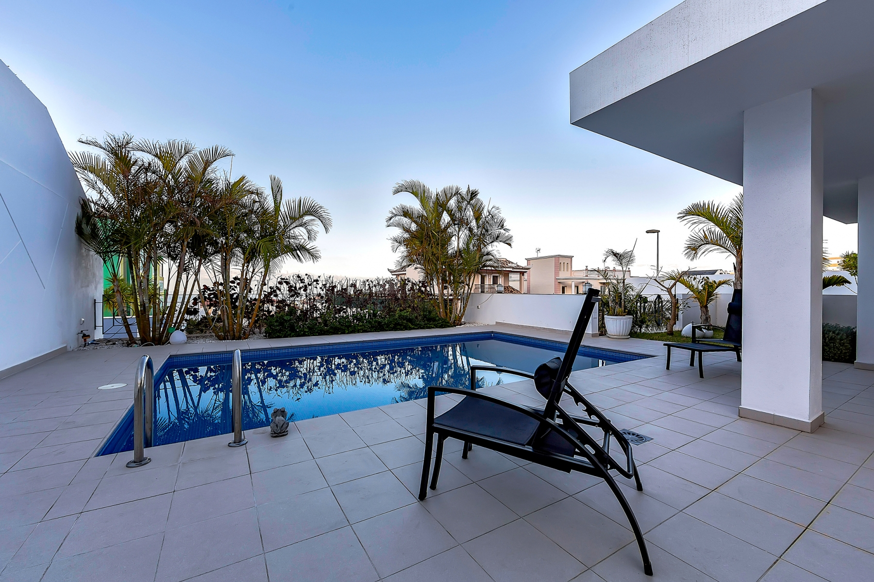 Properties for Sale in Tenerife, Canary Islands, Spain   SylkWayStar Real Estate. Luxury villa in the fashionable area of the south of the island of Tenerife – Madroñal.. Image-22829
