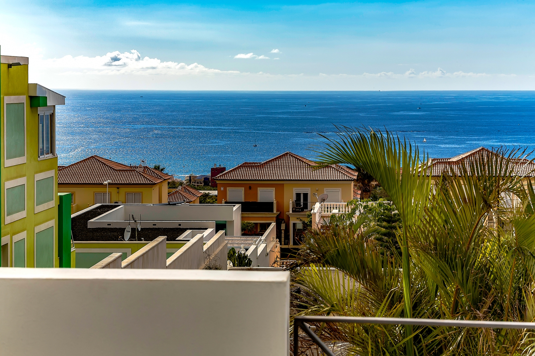 Properties for Sale in Tenerife, Canary Islands, Spain   SylkWayStar Real Estate. Luxury villa in the fashionable area of the south of the island of Tenerife – Madroñal.. Image-22763
