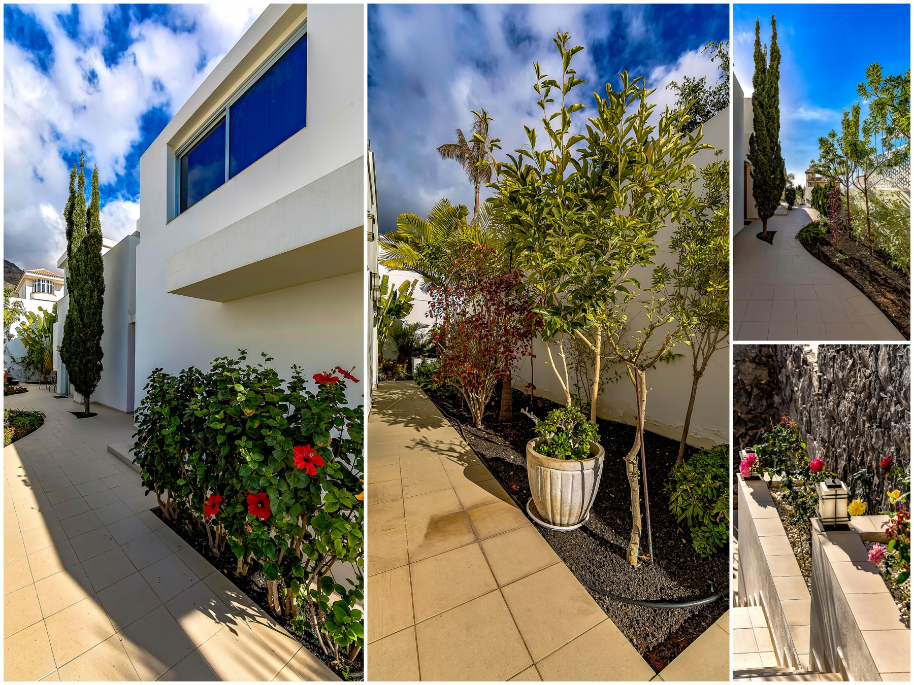 Properties for Sale in Tenerife, Canary Islands, Spain   SylkWayStar Real Estate. Luxury villa in the fashionable area of the south of the island of Tenerife – Madroñal.. Image-22856
