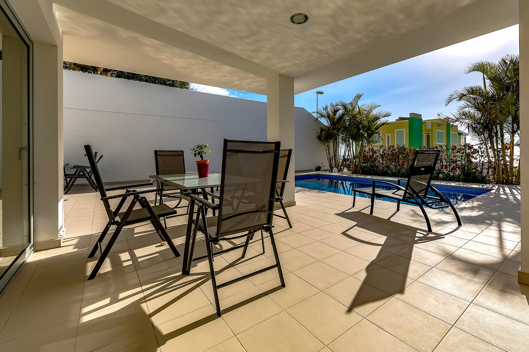 Properties for Sale in Tenerife, Canary Islands, Spain   SylkWayStar Real Estate. Luxury villa in the fashionable area of the south of the island of Tenerife – Madroñal.. Image-22832