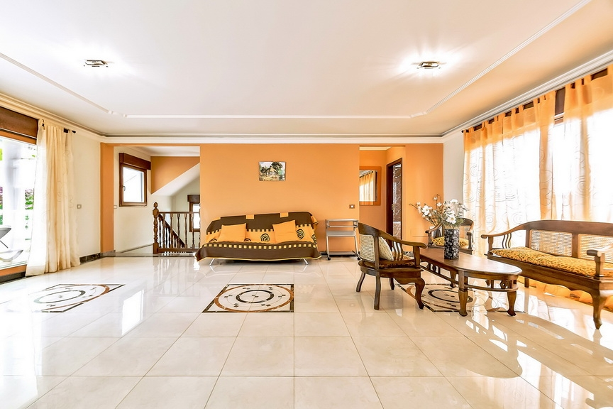 Properties for Sale in Tenerife, Canary Islands, Spain | SylkWayStar Real Estate. Luxury villa in the fashionable area of the south of the island of Tenerife – Madroñal. Image-22890