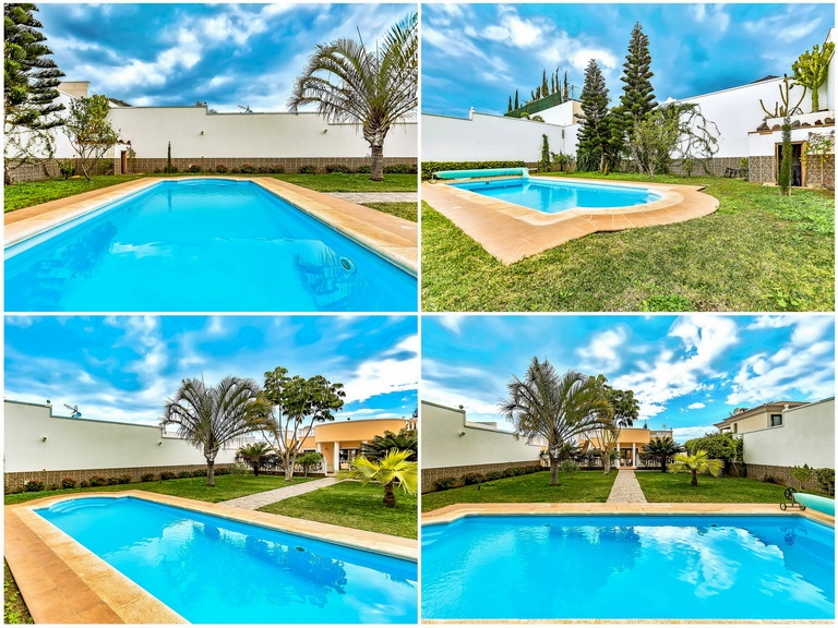 Properties for Sale in Tenerife, Canary Islands, Spain | SylkWayStar Real Estate. Luxury villa in the fashionable area of the south of the island of Tenerife – Madroñal. Image-22928