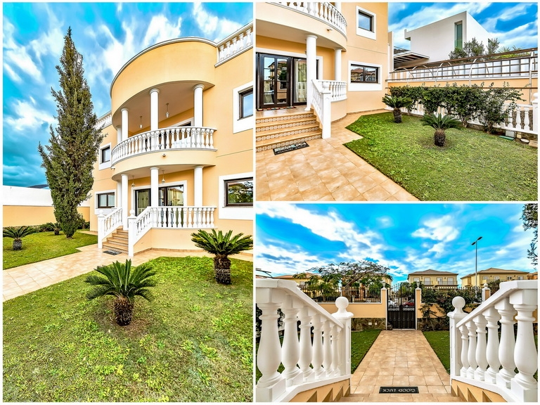 Properties for Sale in Tenerife, Canary Islands, Spain | SylkWayStar Real Estate. Luxury villa in the fashionable area of the south of the island of Tenerife – Madroñal. Image-22931