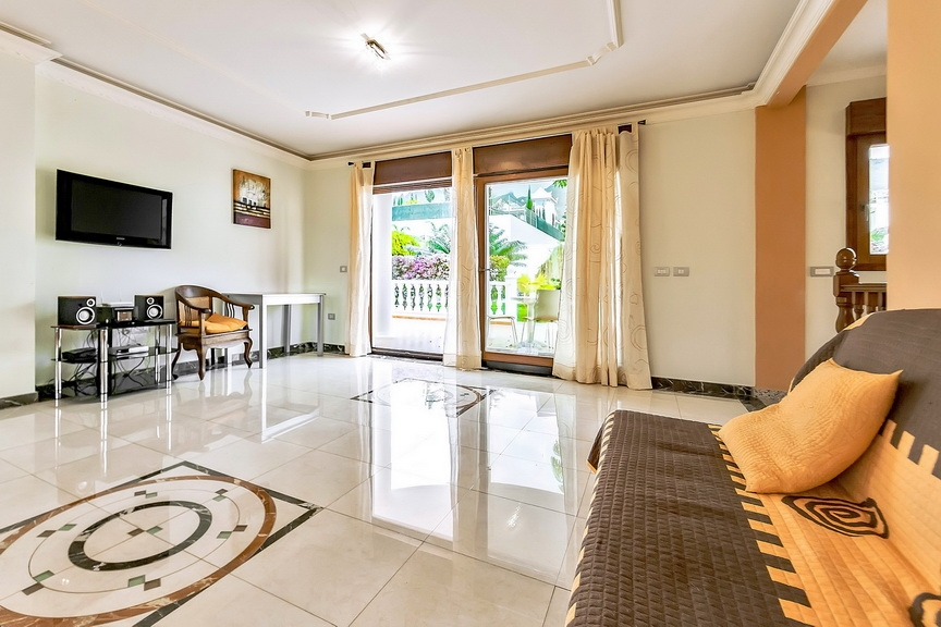 Properties for Sale in Tenerife, Canary Islands, Spain | SylkWayStar Real Estate. Luxury villa in the fashionable area of the south of the island of Tenerife – Madroñal. Image-22891