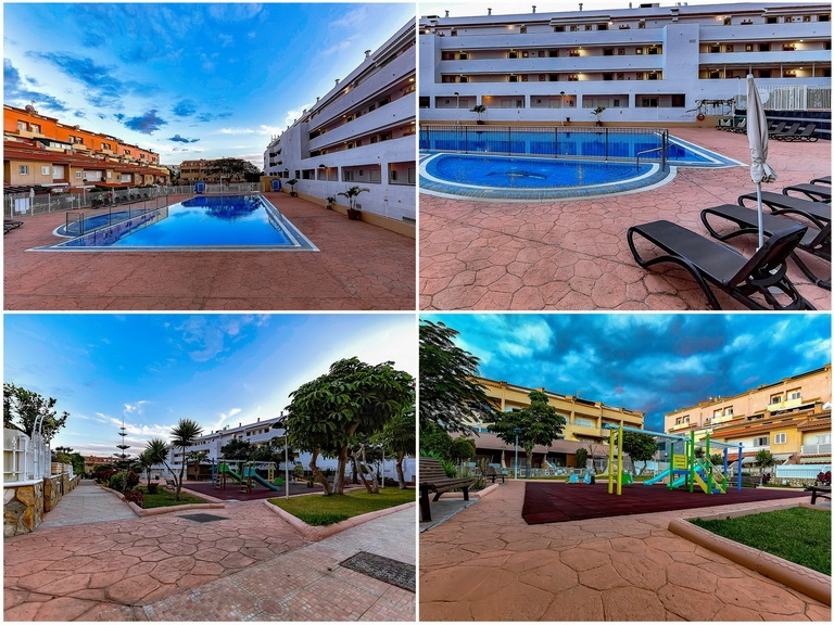 Properties for Sale in Tenerife, Canary Islands, Spain | SylkWayStar Real Estate. 1 bedroom Apartment del Duque. Image-23067
