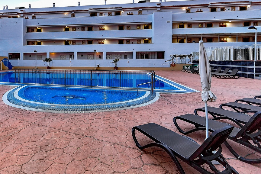 Properties for Sale in Tenerife, Canary Islands, Spain | SylkWayStar Real Estate. 1 bedroom Apartment del Duque. Image-23059