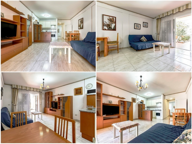 Properties for Sale in Tenerife, Canary Islands, Spain | SylkWayStar Real Estate. 1 bedroom Apartment del Duque. Image-23060