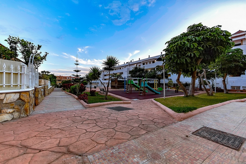 Properties for Sale in Tenerife, Canary Islands, Spain | SylkWayStar Real Estate. 1 bedroom Apartment del Duque. Image-23068