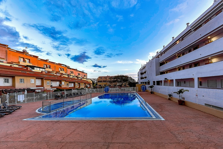 Properties for Sale in Tenerife, Canary Islands, Spain | SylkWayStar Real Estate. 1 bedroom Apartment del Duque. Image-23034
